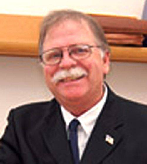 Peter Grant is the Democrat challenging for Lake County District 1