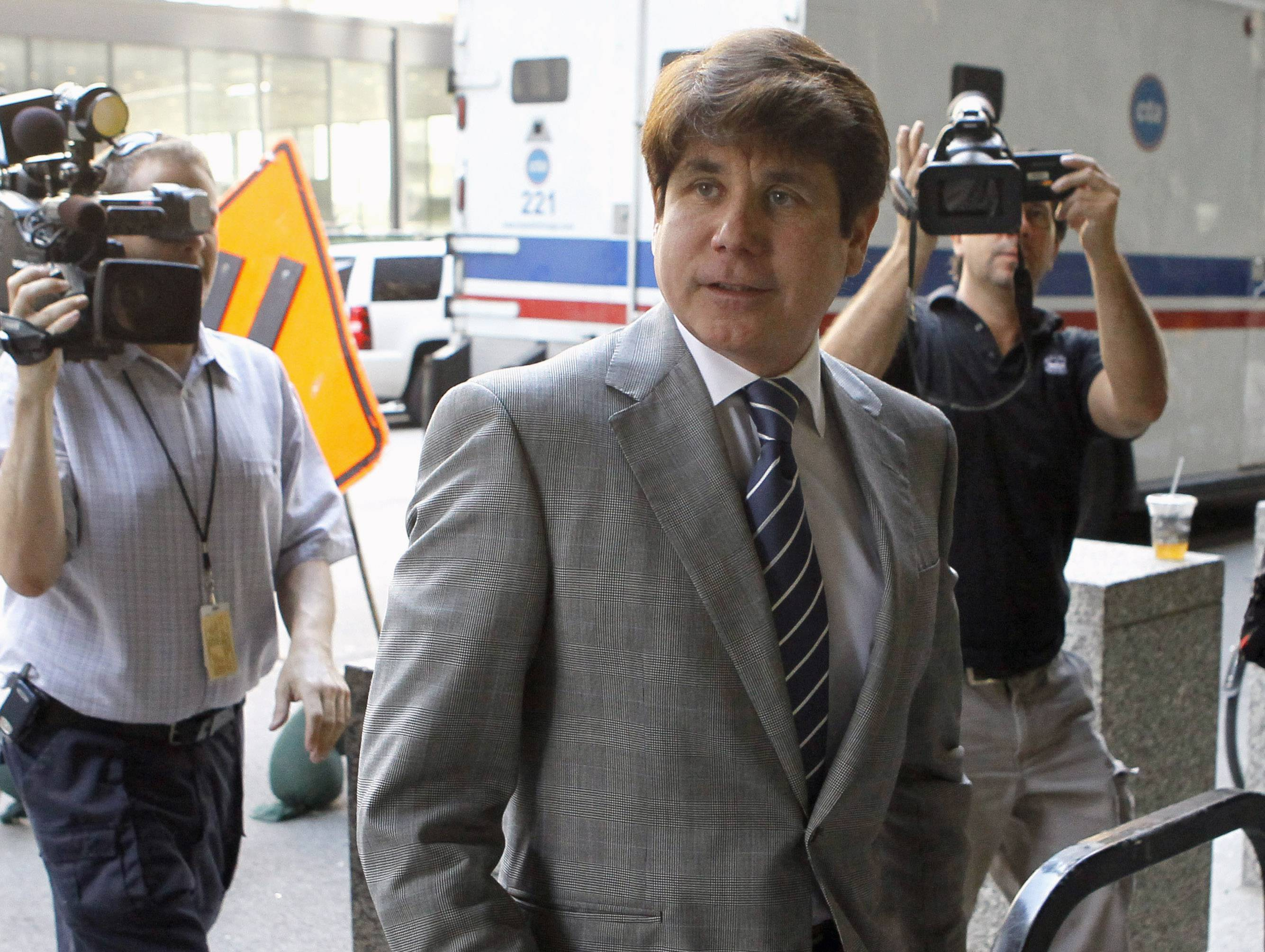 Rod Blagojevich received a fair retrial and his convictions for corruption including trying to sell President Barack Obama's Senate seat should stand, prosecutors said Tuesday in their retort to the ousted Illinois governor's request for another new trial.