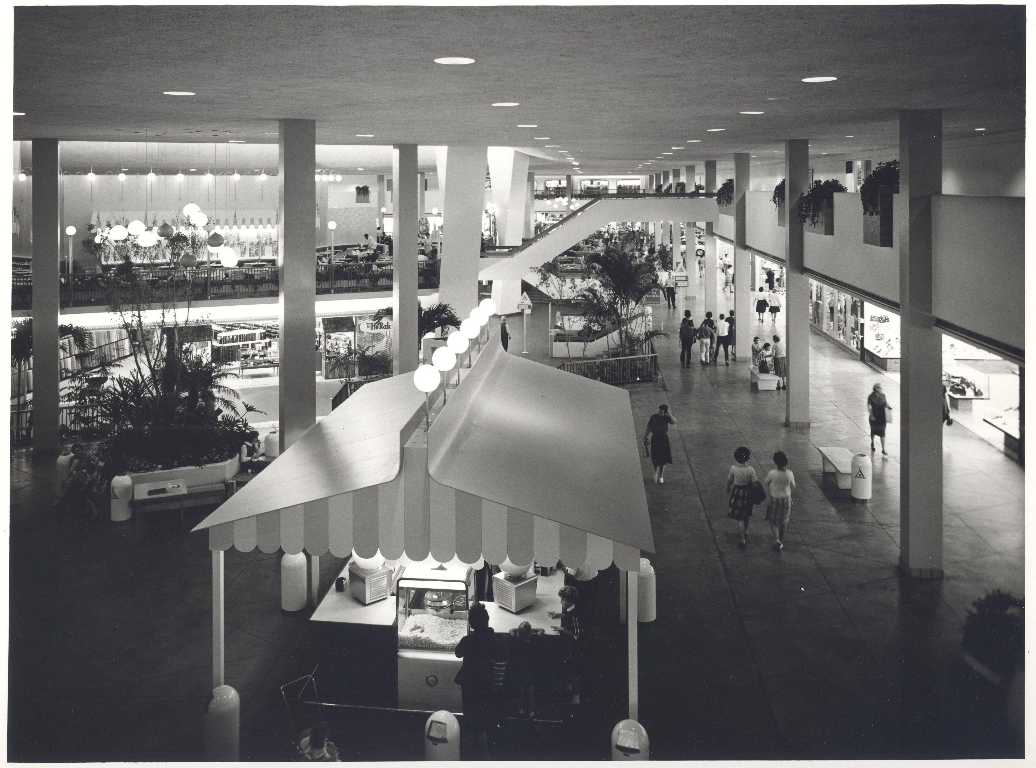 Randhurst Mall opened at Rand and Elmhurst roads in 1962, and it announced that the Northwest suburbs had arrived, one historian says.