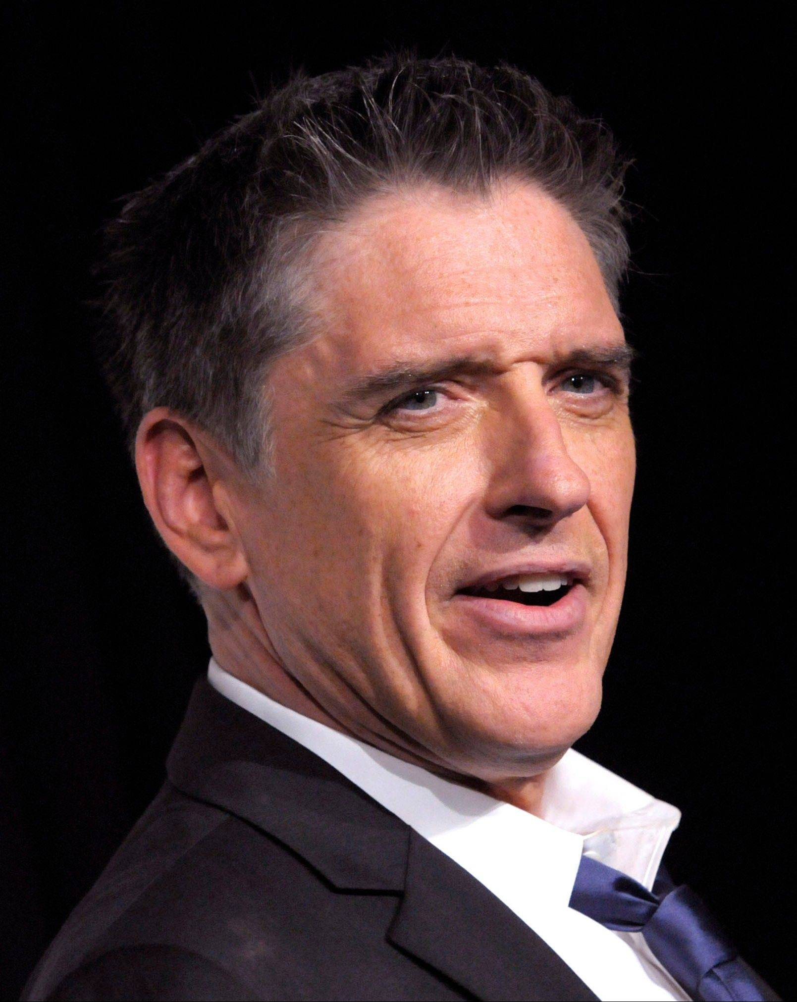Craig Ferguson received an envelope Tuesday that was packed with white powder that turned out to be harmless.