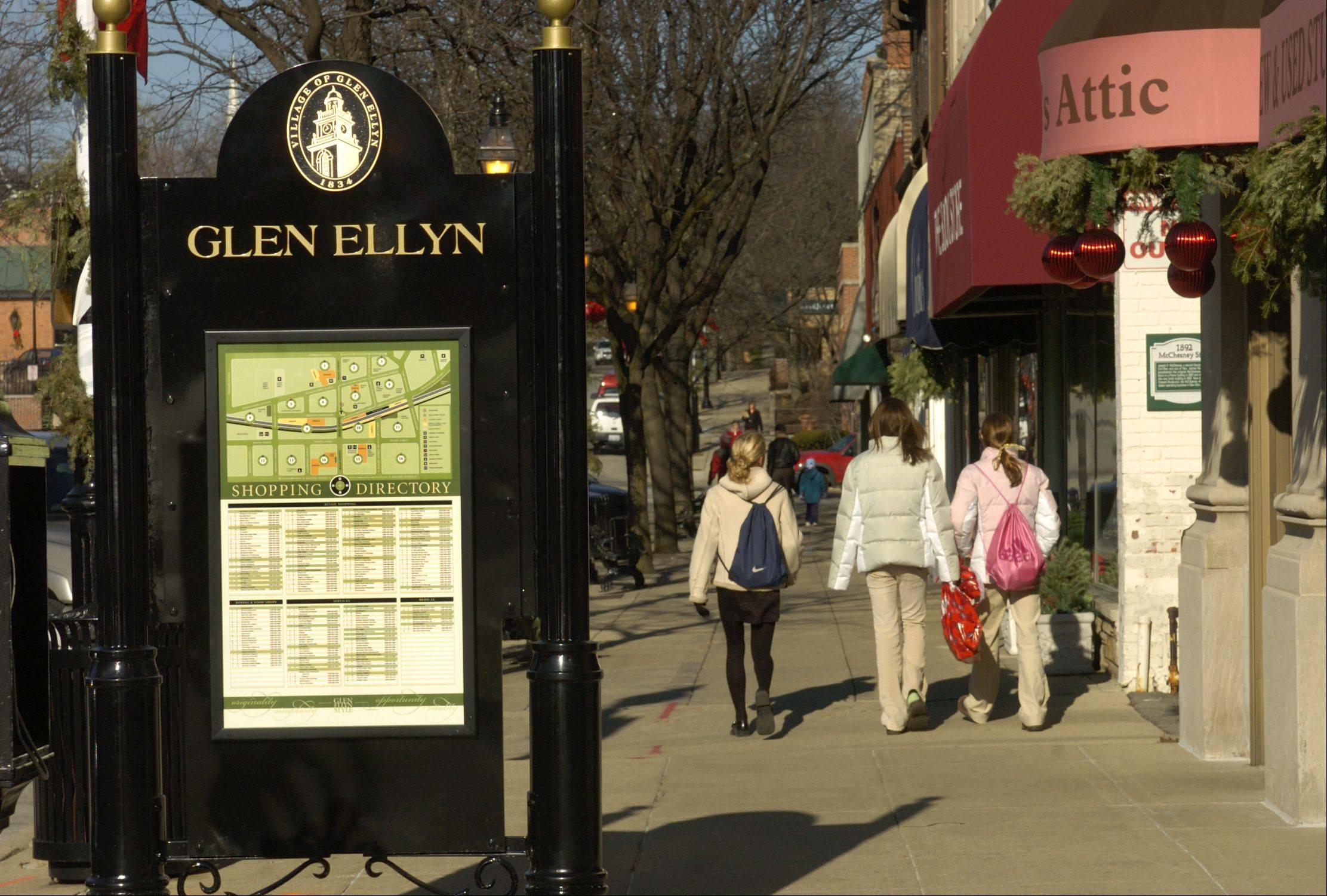 Glen Ellyn was ranked the 54th best place to live in America by Money Magazine.