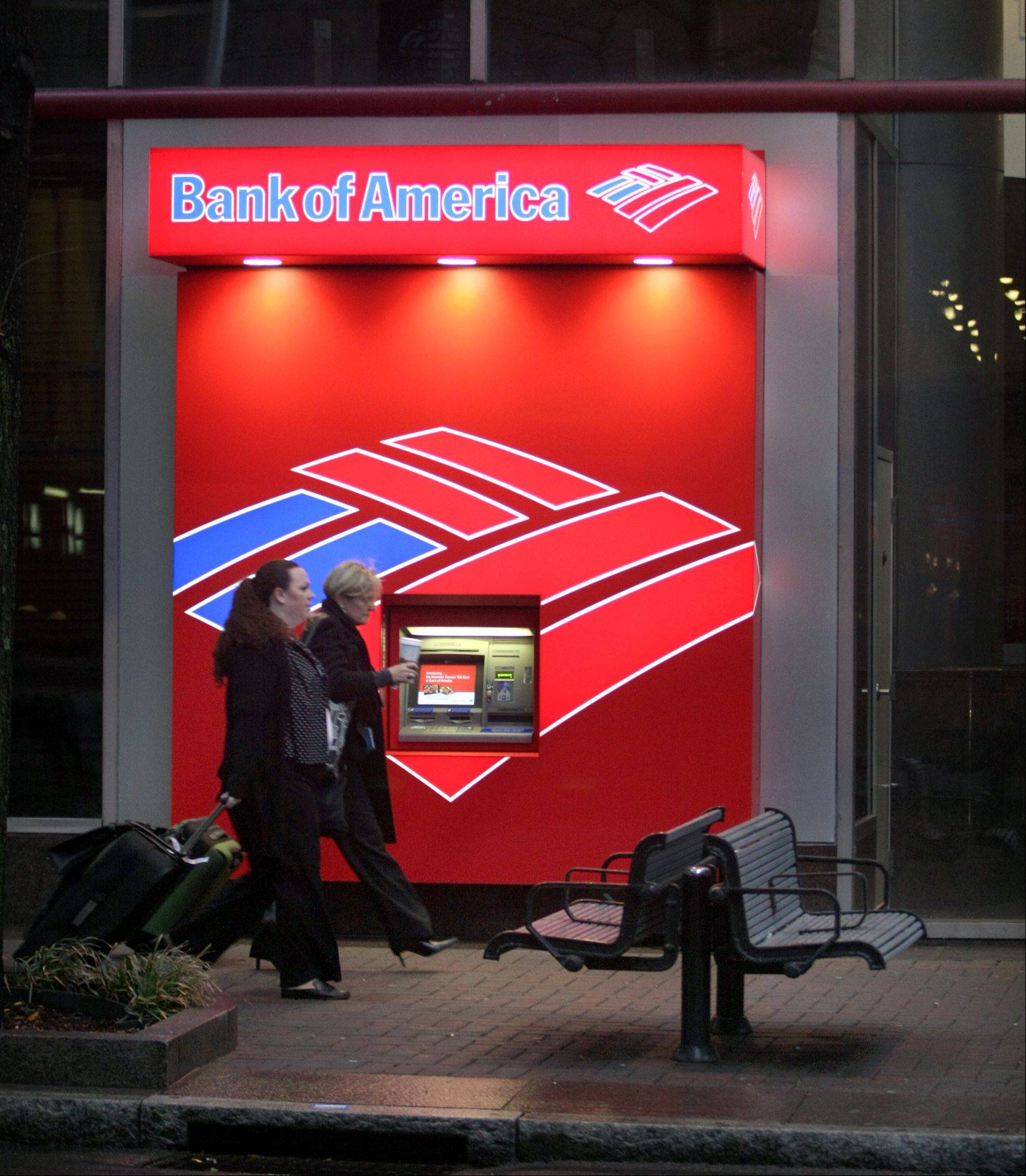 "Bank of America, recently beset by falling a stock value, in a memo Wednesday told its employees that rumors it is in talks to merge with JPMorgan Chase ""baseless."""