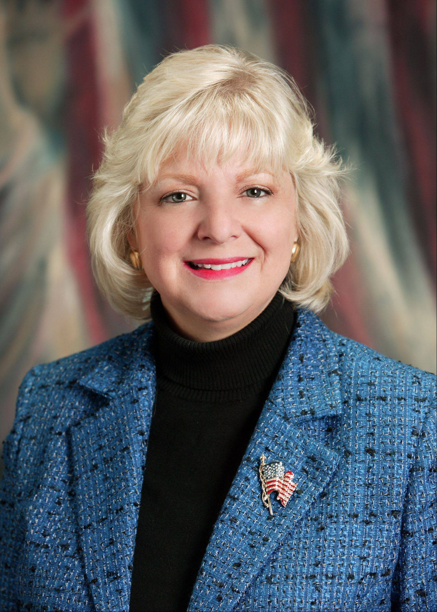 Suzanne Simpson makes $81,700 as the Warren Township supervisor.