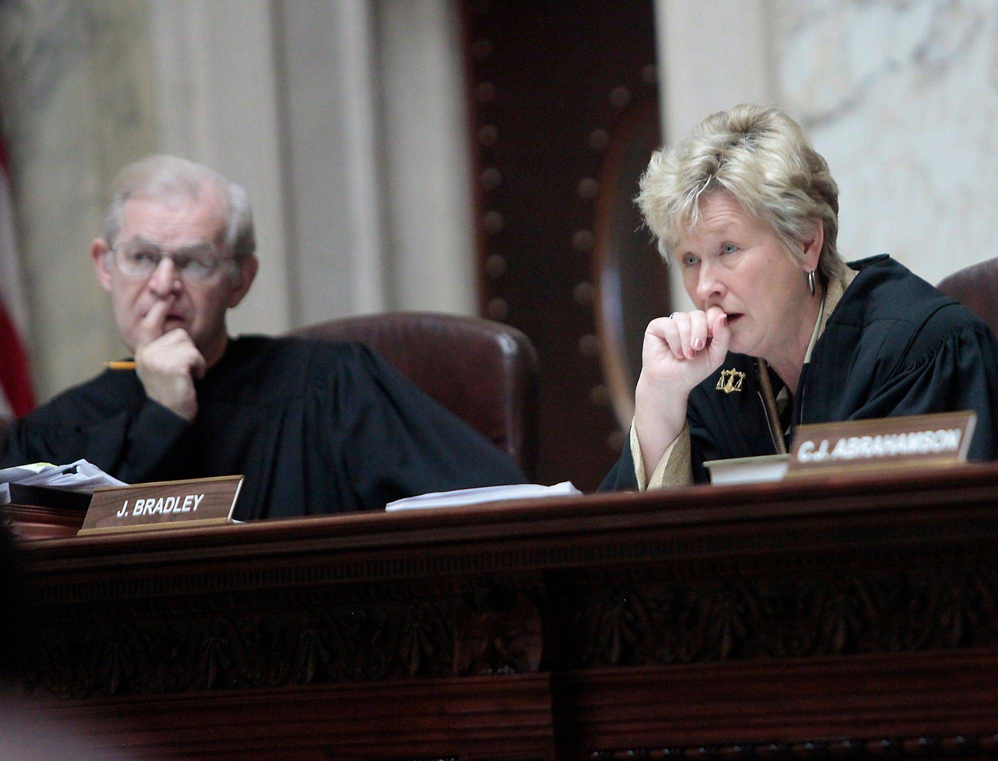 Wisconsin Supreme Court Justice David T. Prosser, Jr. won't face criminal charges over allegations that he choked Justice Ann Walsh Bradley in June as the justices deliberated on a legal challenge to GOP Gov. Scott Walker's contentious collective bargaining law.