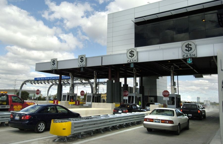 Get ready for tolls to nearly double on Jan. 1 after a vote Thursday by Illinois tollway directors.