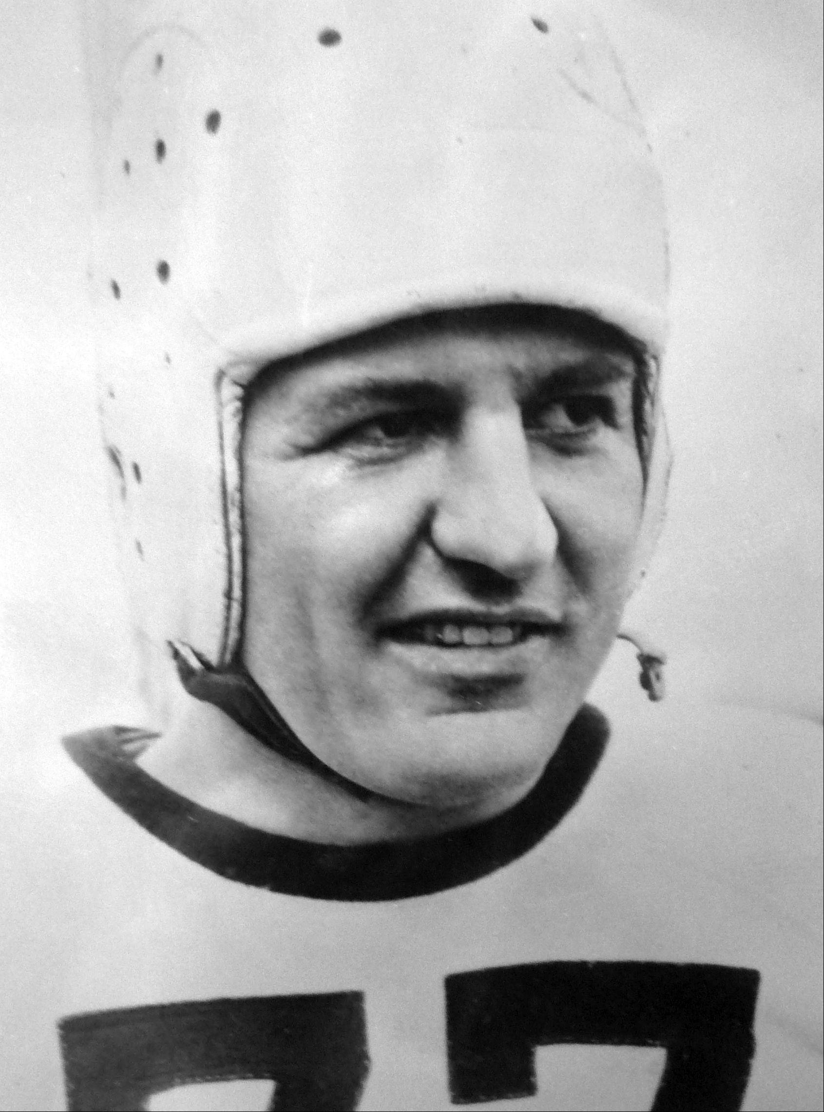 "Harold ""Red"" Grange, Chicago Bears, University of Illinois and Wheaton High School legend"