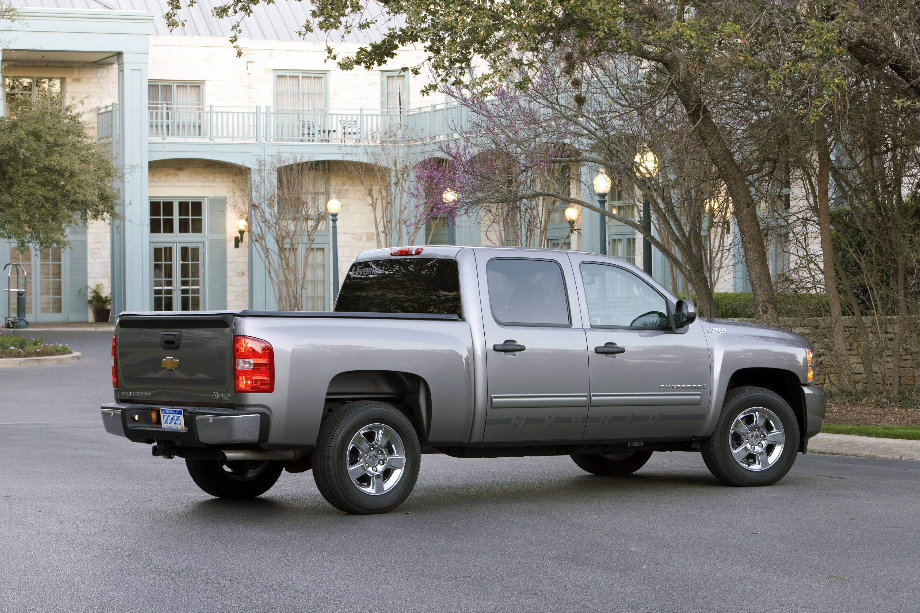 General Motors plans to cut back on pickup truck production in September. Spokesman Tom Wickham said that GM cancelled five scheduled overtime shifts on Saturdays in September and October.