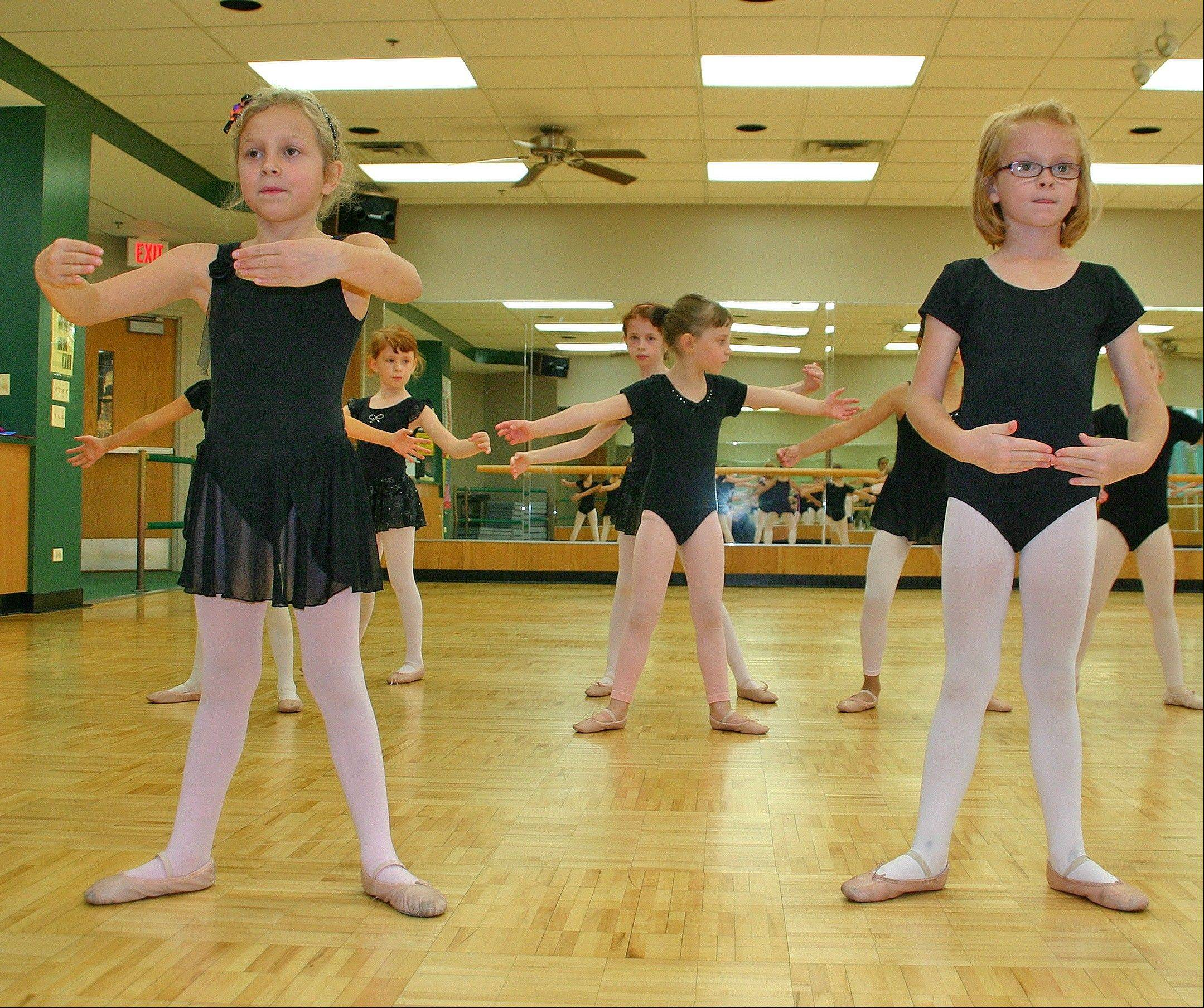 New and returning dancers to the Des Plaines School of dance can sample jazz, modern, hip-hop and ballet classes at the Saturday, Sept. 10, open house.
