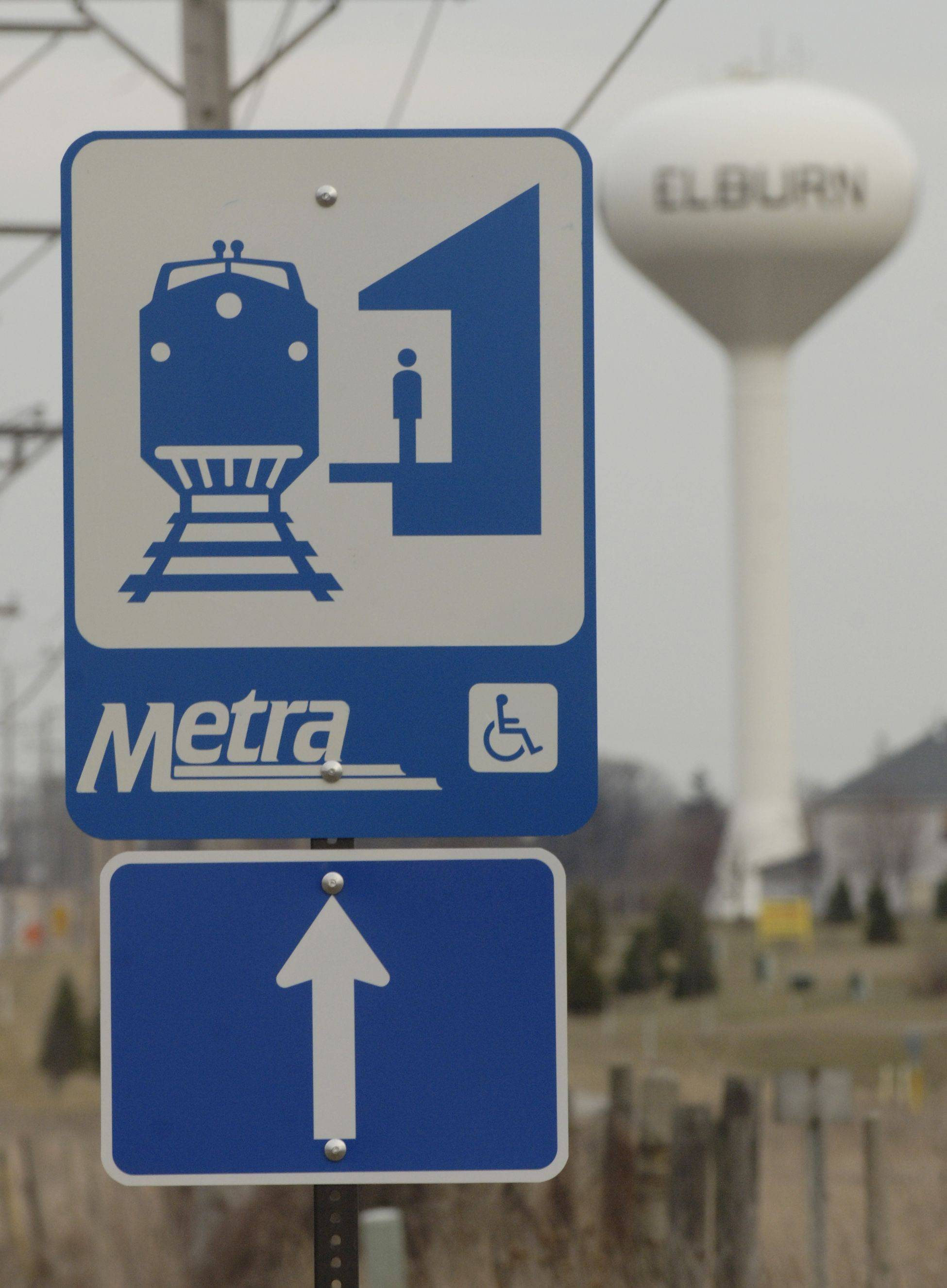 Metra riders could pay up to 25 percent more to ride and see service reductions becaue the rail agency is anticipating a $100 million budget shortfall by 2013.