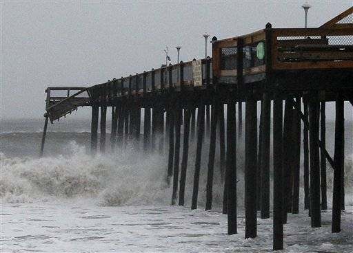 Hurricane Irene leads to 21 deaths