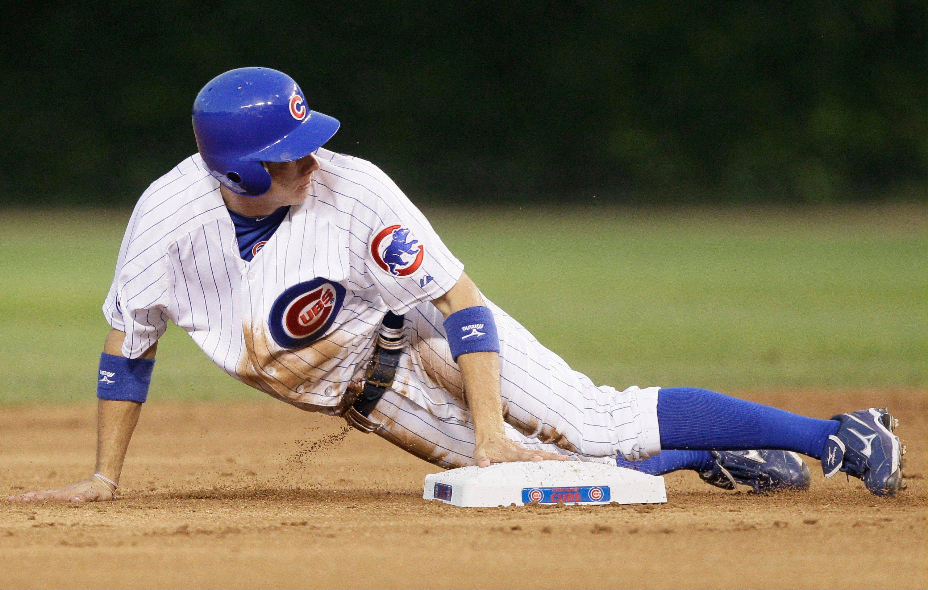 Tony Campana will have a future in the majors, Cubs manager Mike Quade believes, if he can get stronger and drive the ball so the outfielders have to respect his swing.