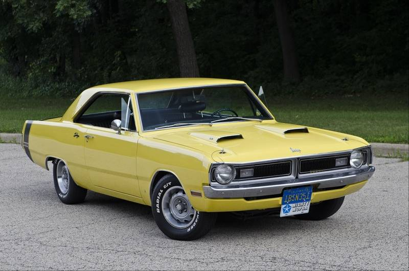 classic recollections 1970 dodge dart swinger 340. Cars Review. Best American Auto & Cars Review