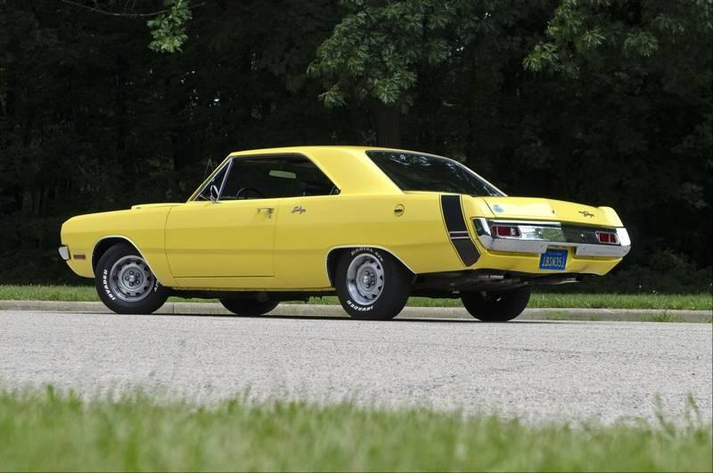 Clic Recollections: 1970 Dodge Dart Swinger 340