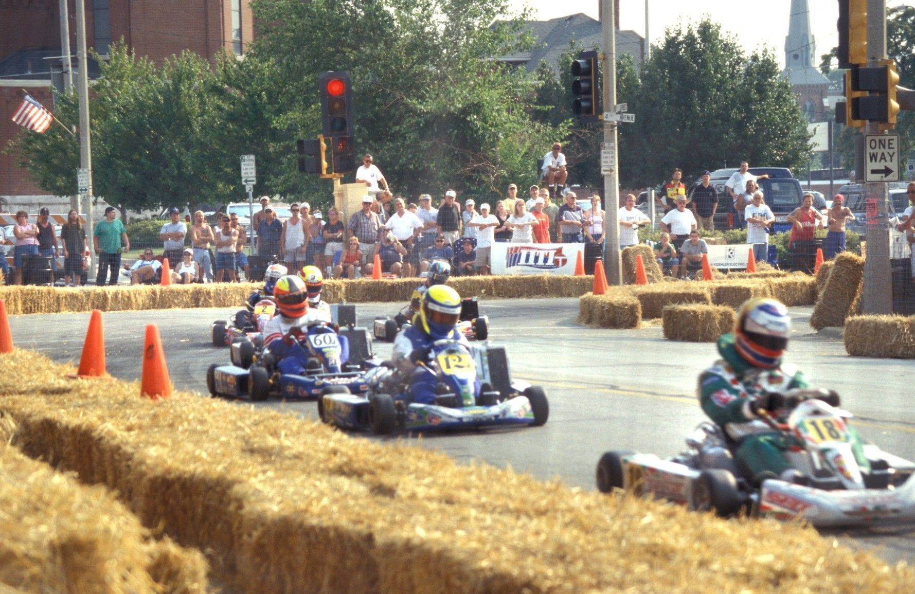 The annual Rock Island Grand Prix go-cart race attracts hundreds of international drivers to the Quad Cities during Labor Day weekend.