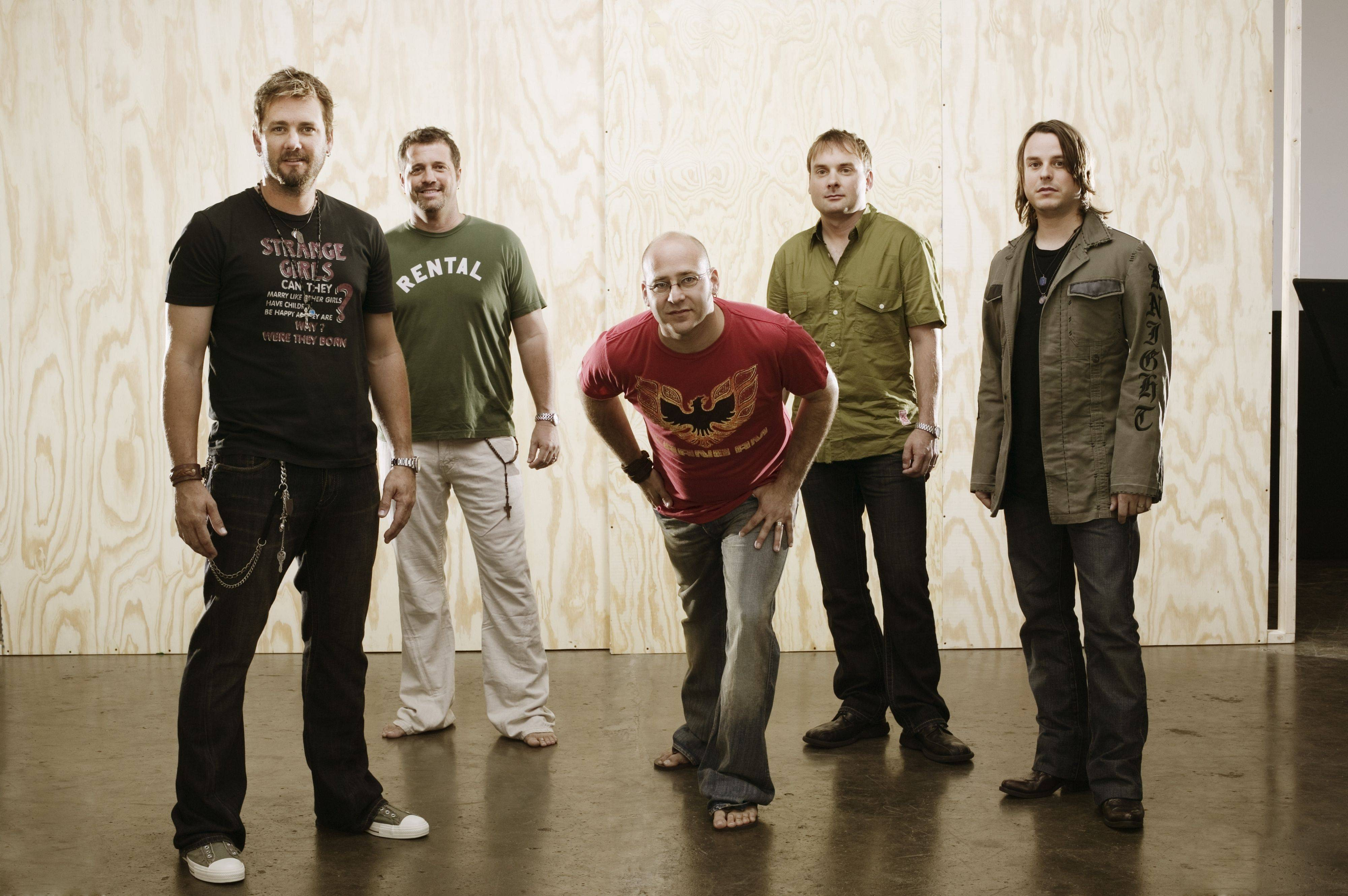 Sister Hazel, which performed in Naperville in 2006, returns to perform Saturday at Last Fling.