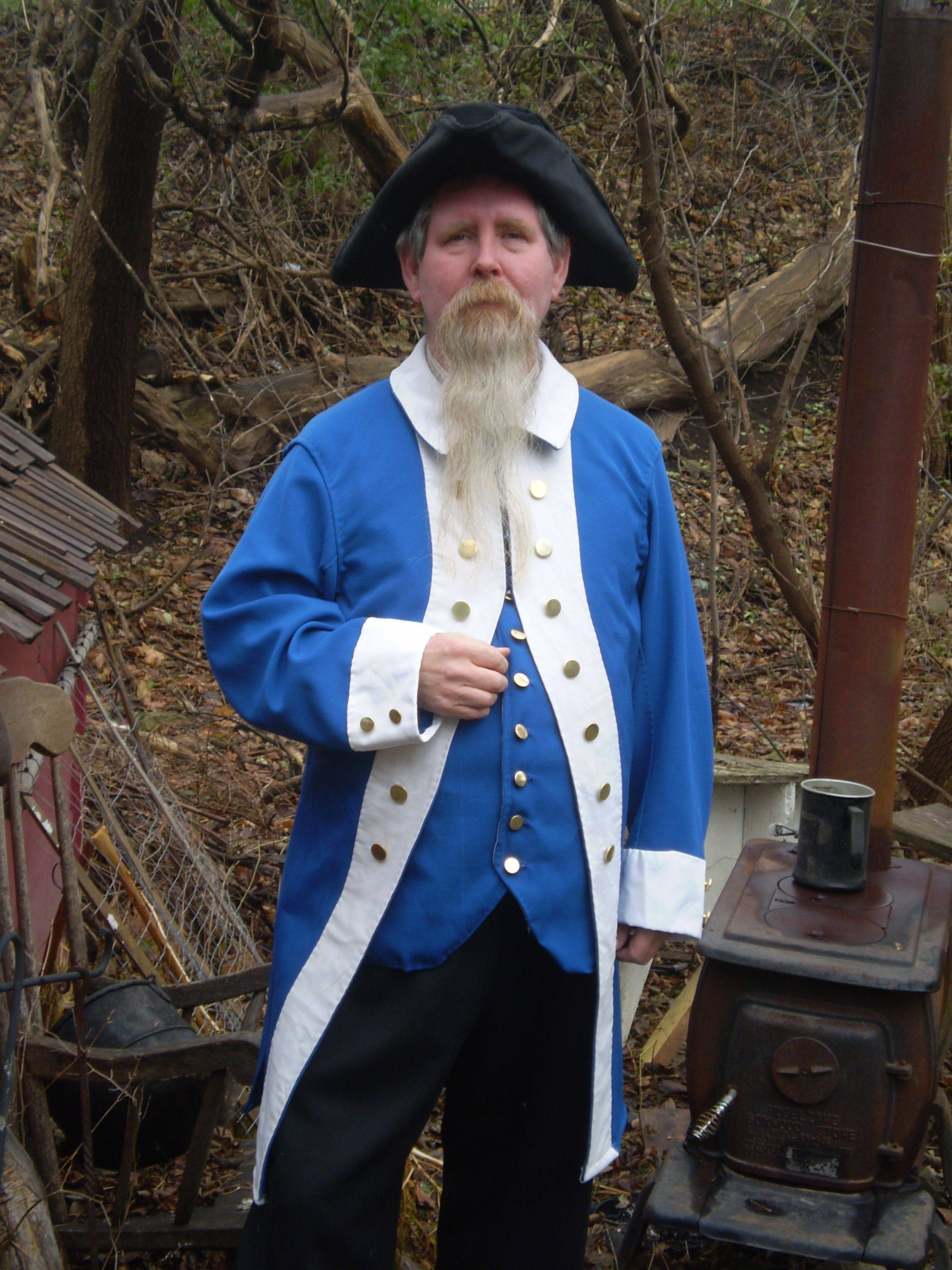 Ken Gough suited up for Elgin's Cemetery Walk wearing the 7th Illinois Volunteer Infantry uniform in Bluff City Cemetery. He has participated in re-enactments for 40 years and enjoys researching Civil War history as well as teaching others about it.