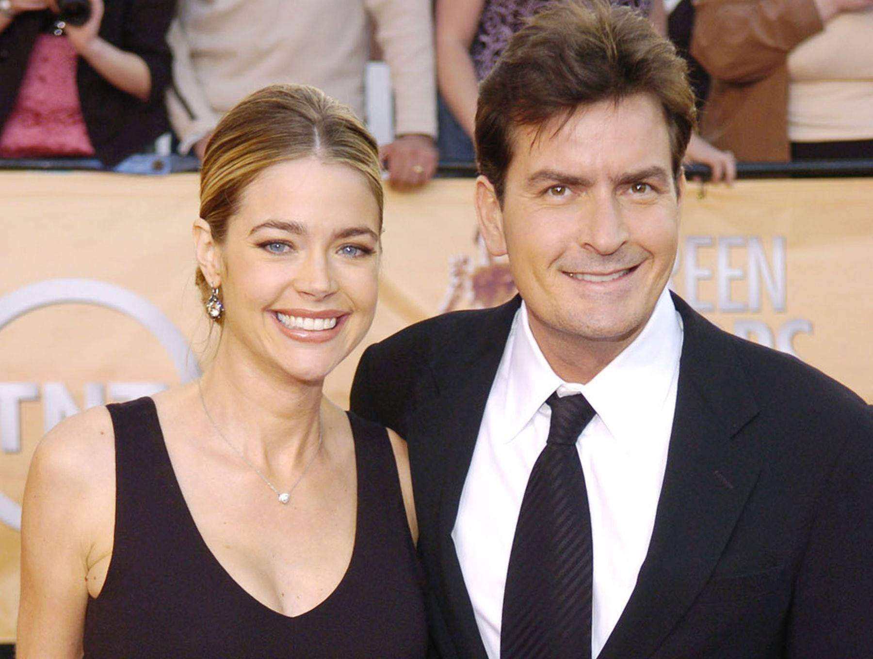 Denise Richards' high-profile marriage to Charlie Sheen ended in divorce and a bitter custody battle over their two daughters.