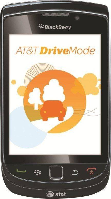 AT&T is offering a new app that sends a message that you're driving at the time and cannot text back.