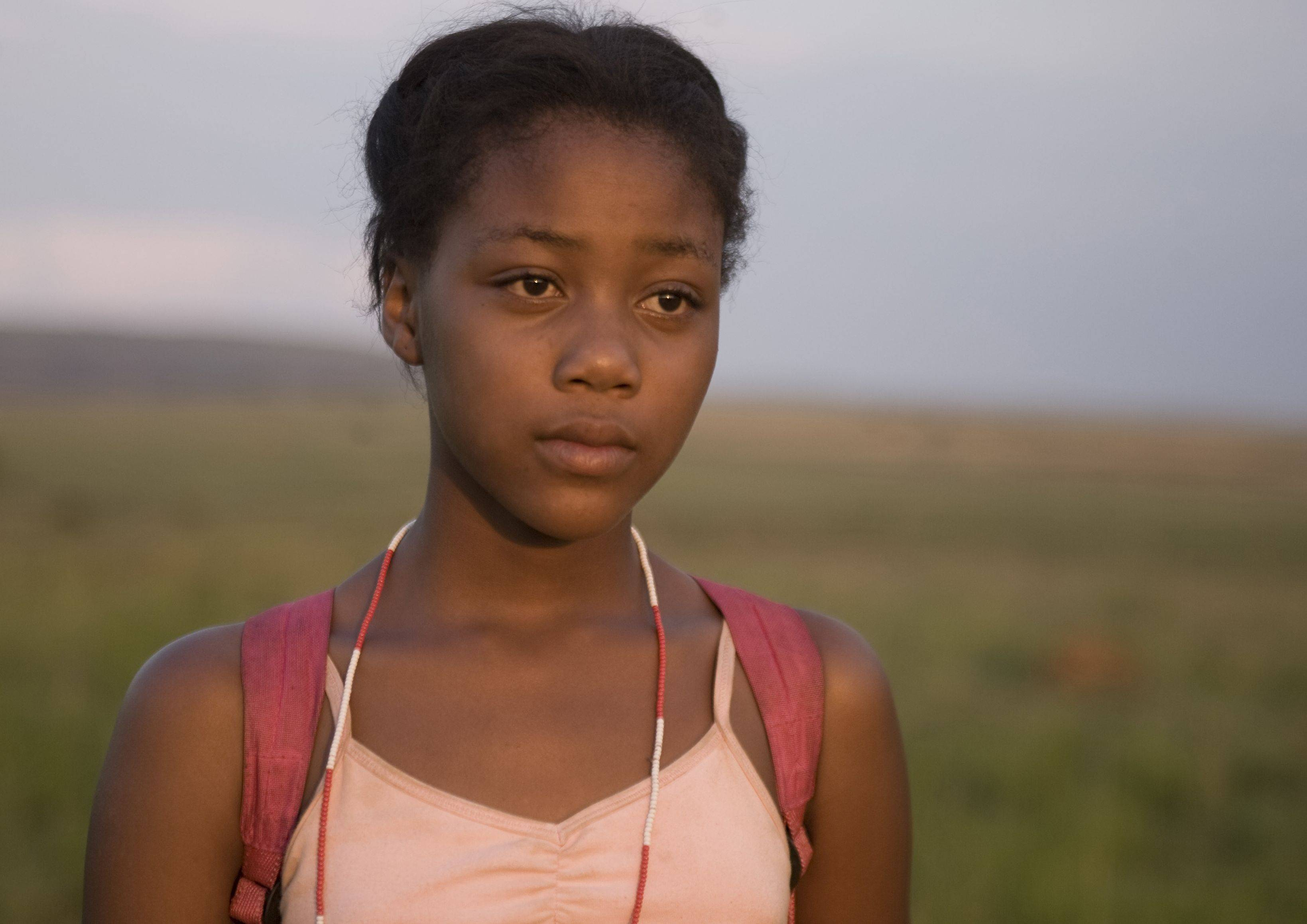 "Chandra (Khomotso Manyaka) is the highlight of ""Life Above All,"" a bleak drama about a South African girl who challenges the superstitions of her tiny village to find her mother, driven out by disease."