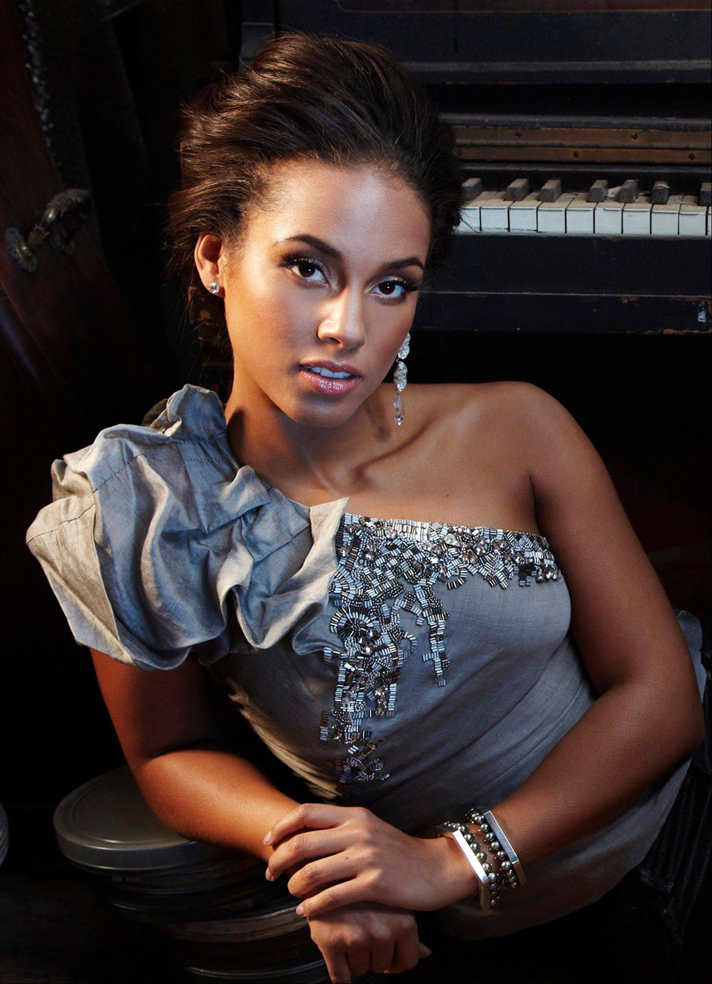 "Alicia Keys is the producer of the upcoming Broadway production ""Stick Fly."""