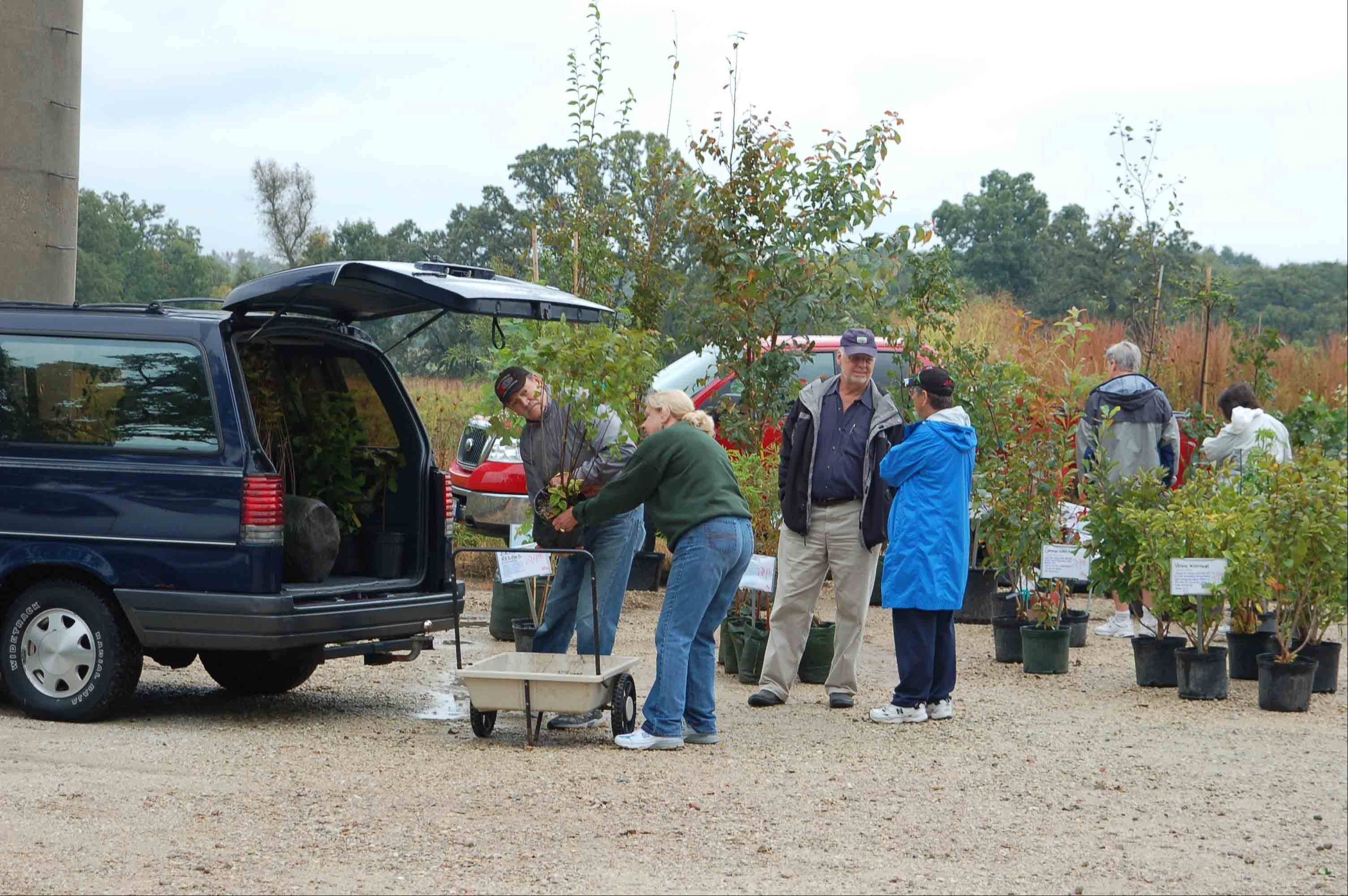 Citizens for Conservation is accepting orders through Tuesday, Sept. 6, for its annual fall native tree and shrub sale. Choose from 30 different shrubs and 40 species of trees. To download an order form, visit CitizensforConservation.org.