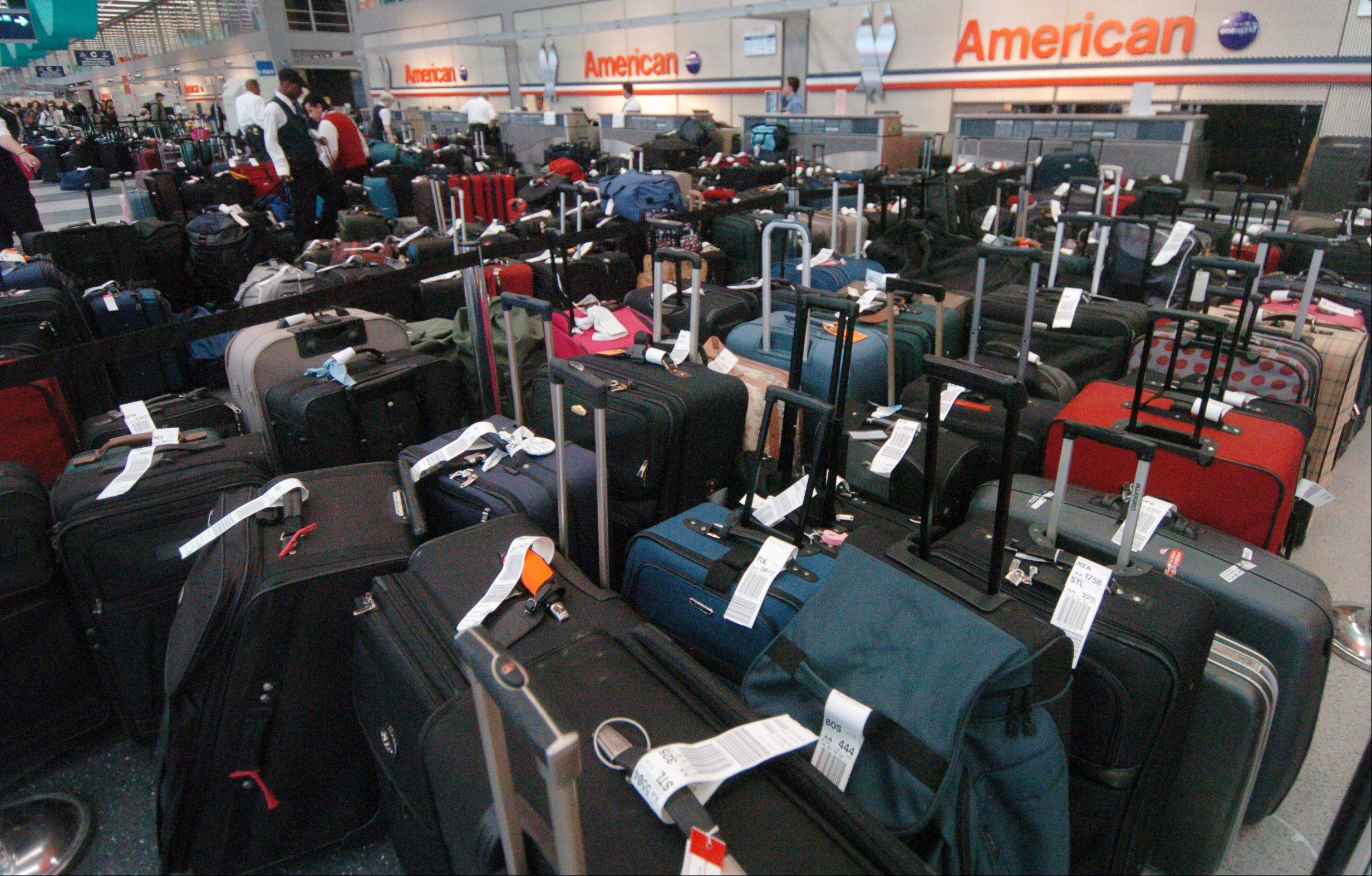 It�s an awful feeling when you open your suitcase after a long flight and notice that something�s missing. But it doesn�t have to happen to you. If you have to check your bag, you might try using a cheap bag because thieves assume there�s little of value in it.