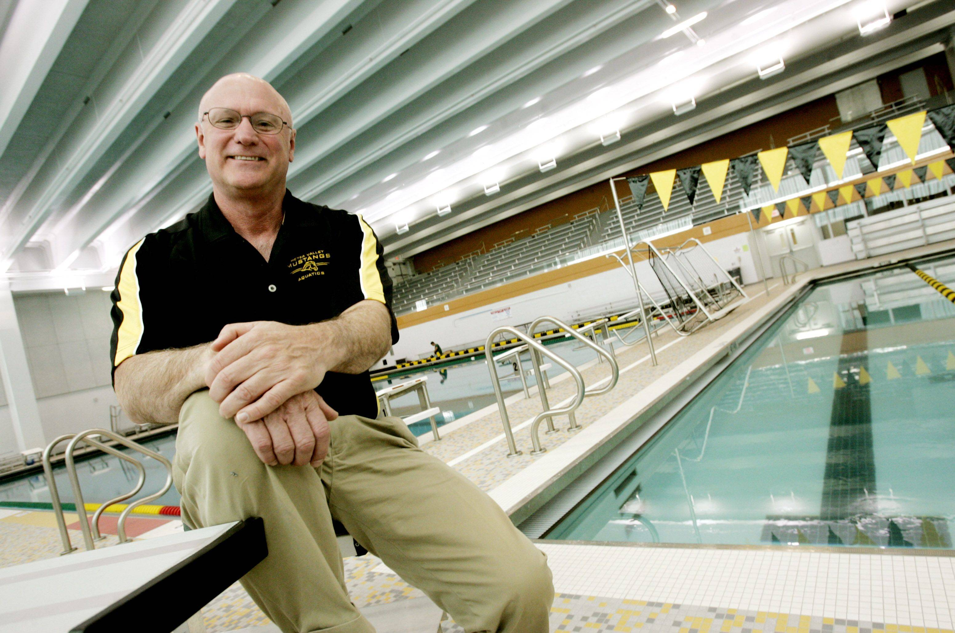 Metea Valley High School Athletic Director Tom Schweer says the days of rushing an athlete who has �had his bell run� back on the playing field are long gone.