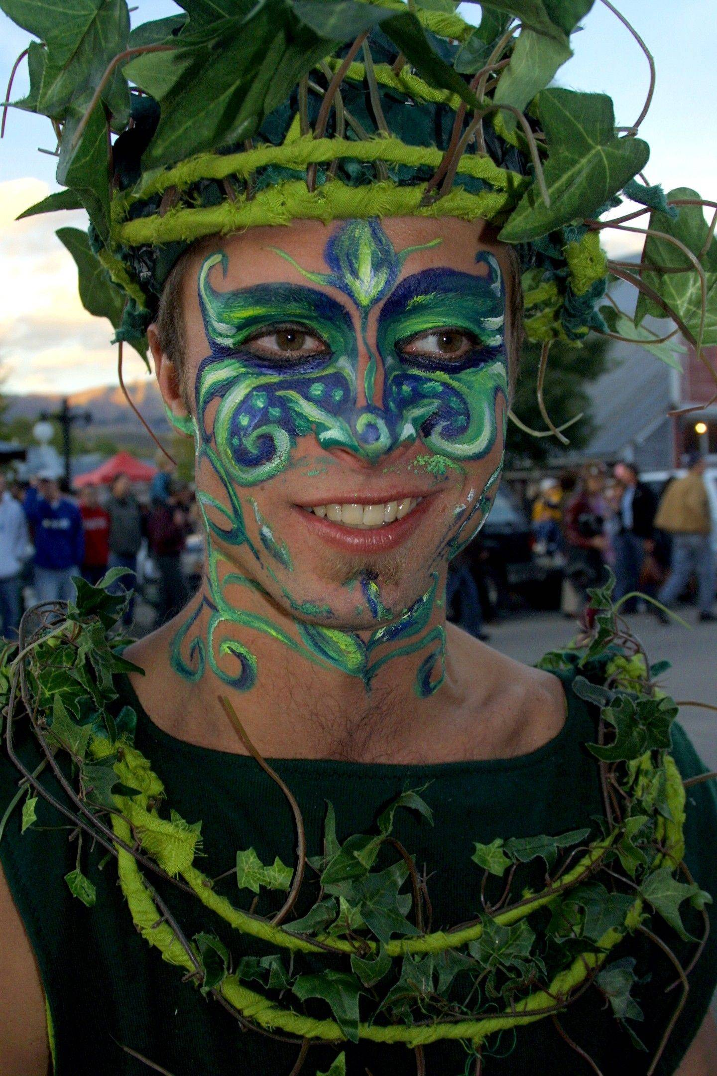 Celebrate Vinotok, a time of feasting, music and storytelling, in Crested Butte, Colo.