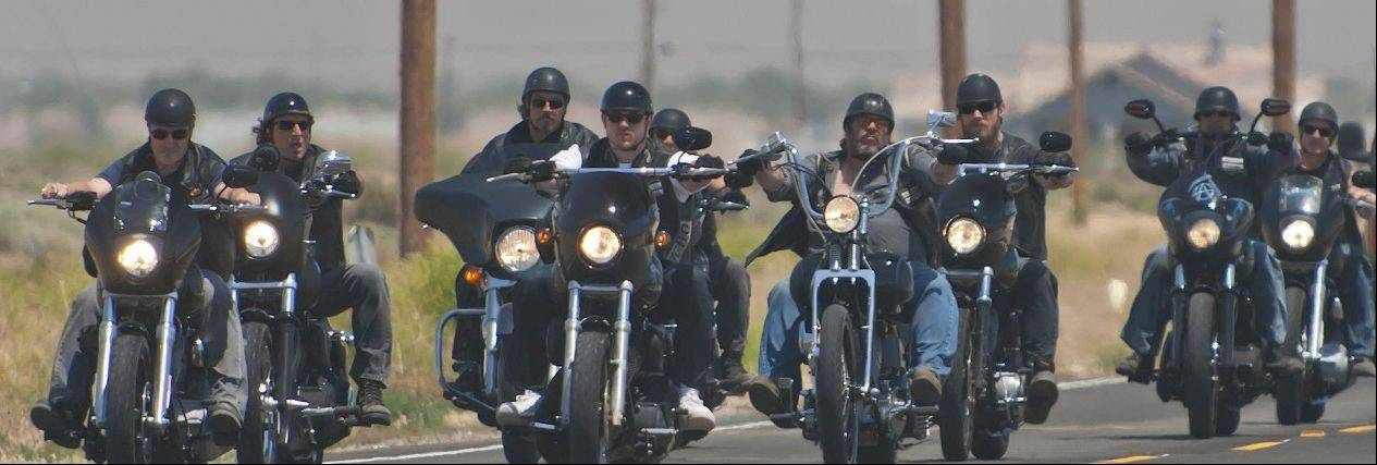 "A gunrunning deal is paying off for members of the motorcycle club when FX's ""Sons of Anarchy"" returns for its fourth season on Tuesday, Sept. 6"