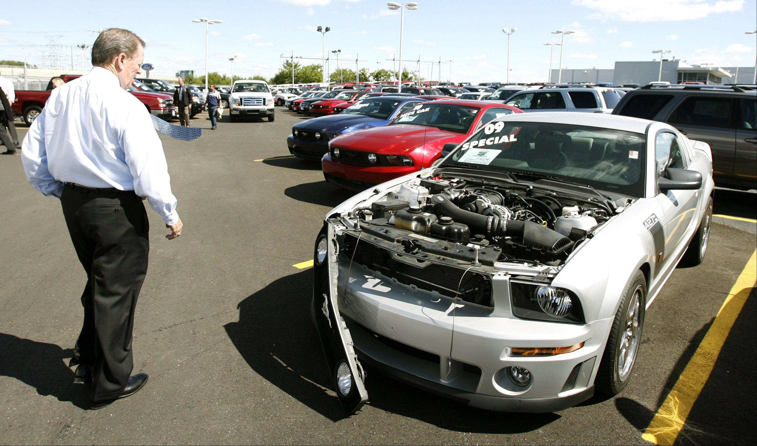 Local Car Dealers See Thieves Getting More Brazen