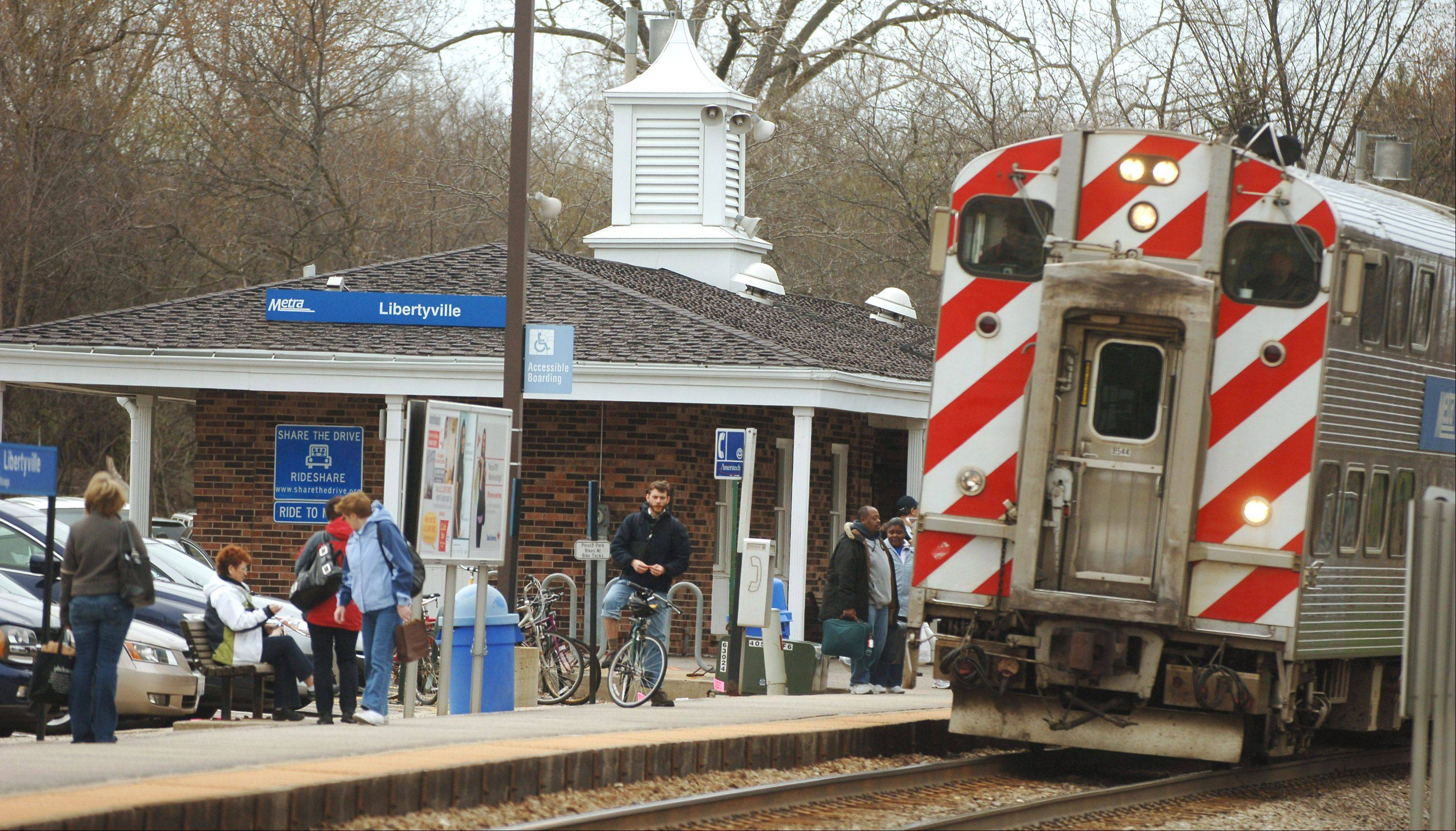 Metra wants your opinion on proposed changes to the Milwaukee West line and the Milwaukee North, which runs through downtown Libertyville.