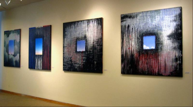 Artists capture 9/11 in NYC exhibitions
