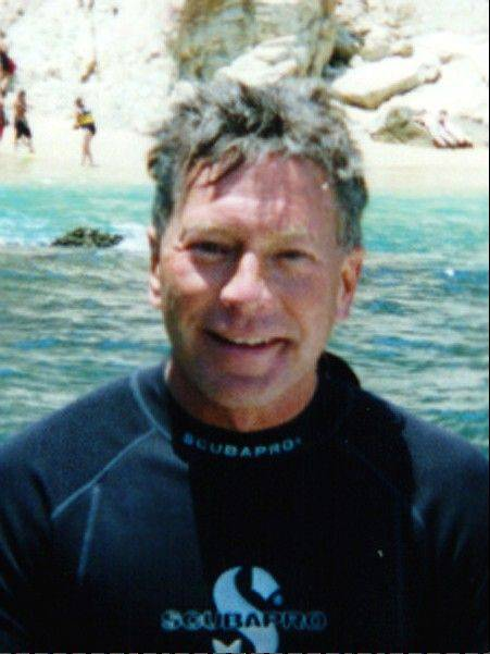 Randy Suchy of Naperville was a scuba diver, registered nurse and former Marine. He died trying to save his girlfriend's son from drowning in the boil at the Geneva dam on the Fox River.