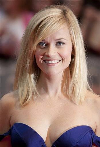 Actress Reese Witherspoon was hit by a car in Santa Monica, Calif., and was treated for minor injuries at a local hospital.