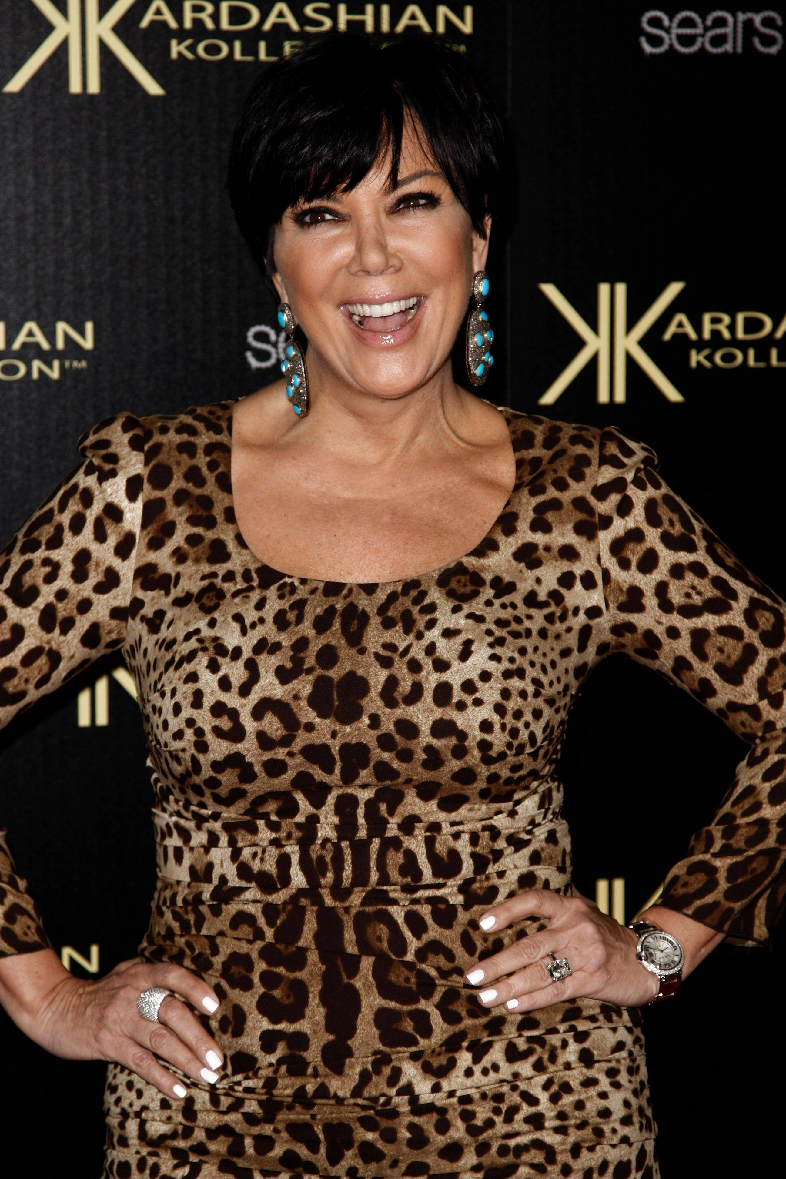 "Kris Jenner hopes to bring a bit of her own personality to ""The Talk"" when she guest co-hosts the show this fall."