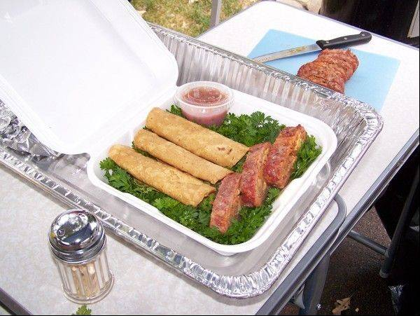 Those who attend the Backyard BBQ Cook-off will be able to sample a variety of dishes.