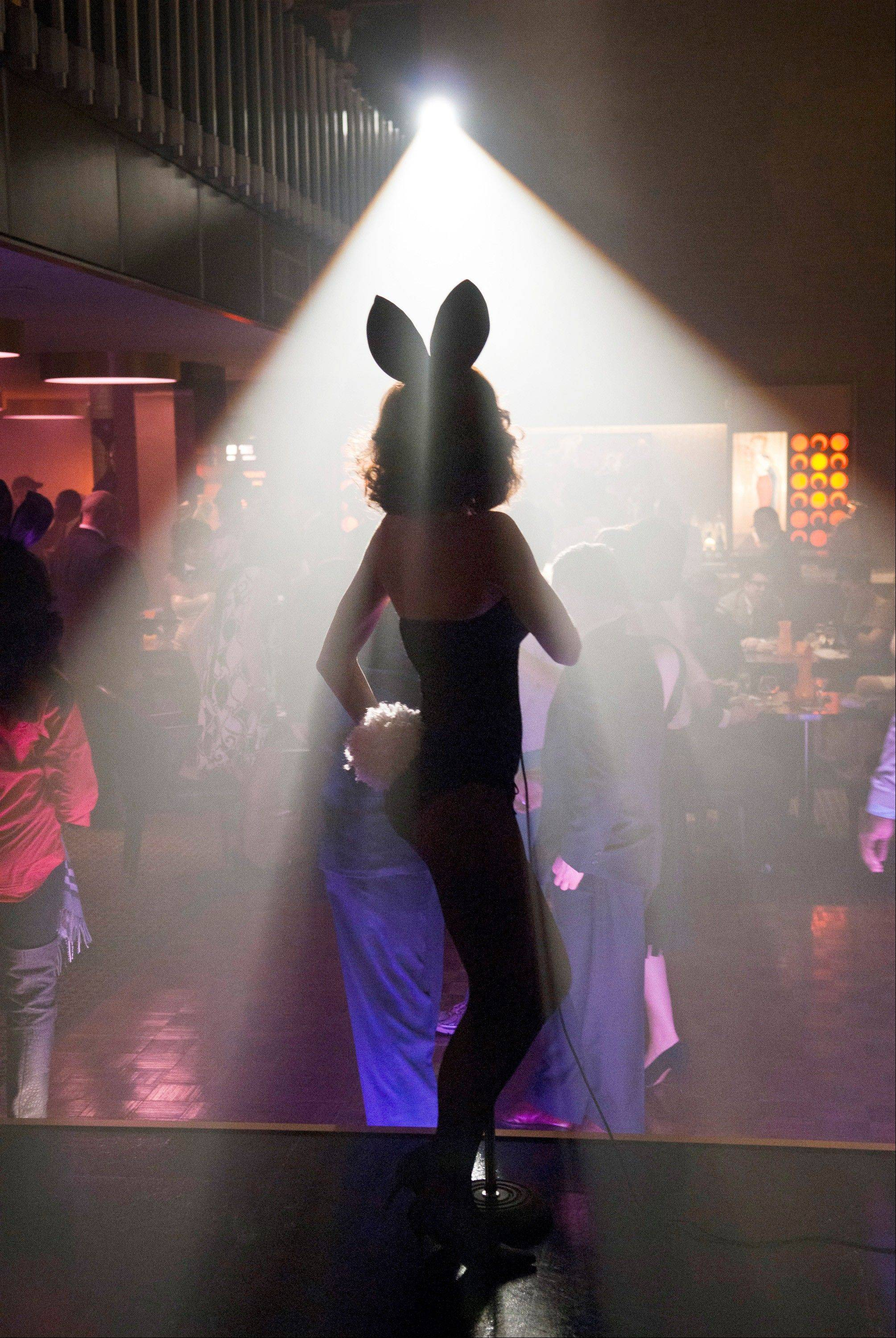 "NBC sets ""The Playboy Club"" in Chicago in the early 1960s. The drama is one of many centering around women."