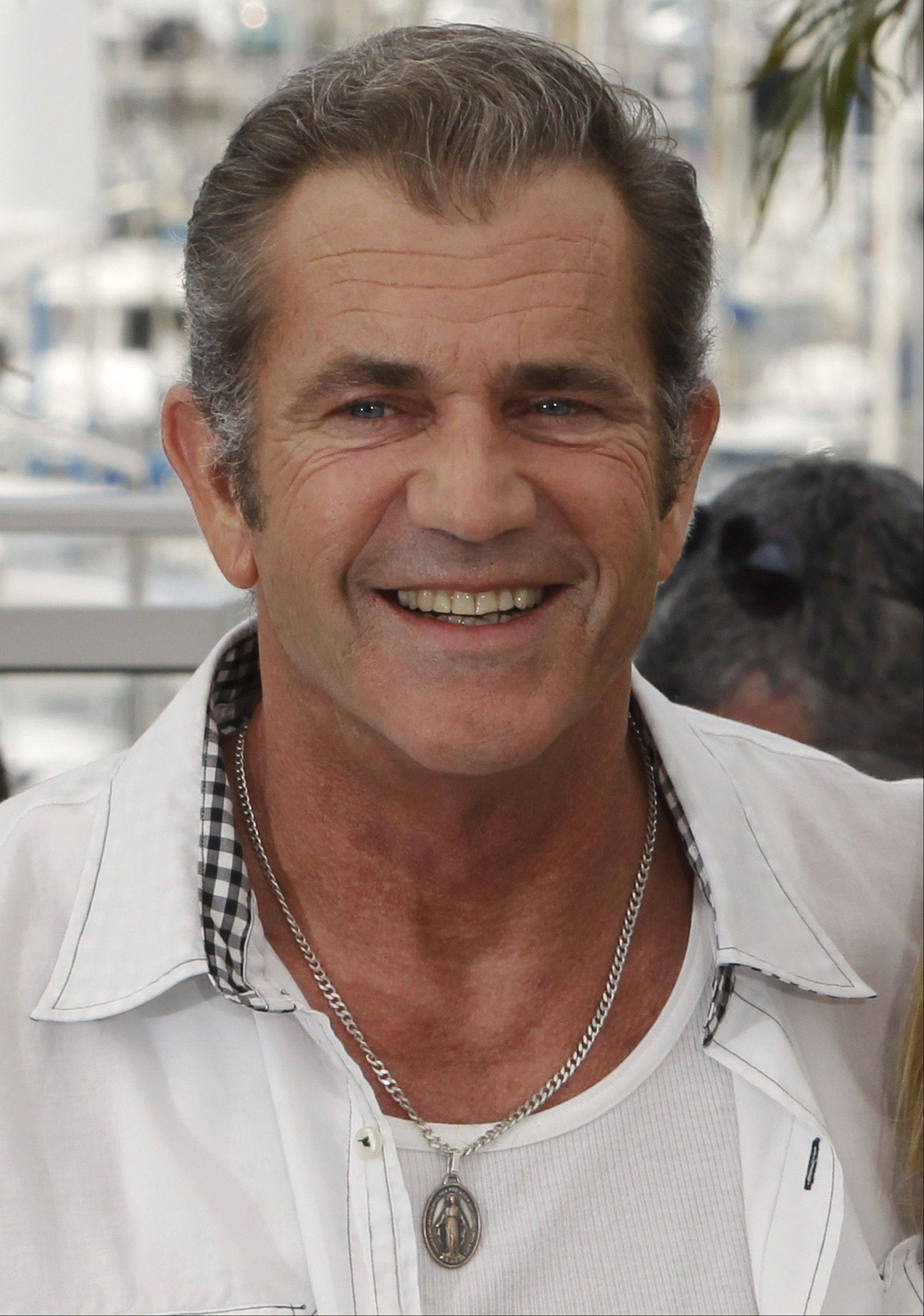 Mel Gibson will develop a movie about the Jewish hero Judah Maccabee.