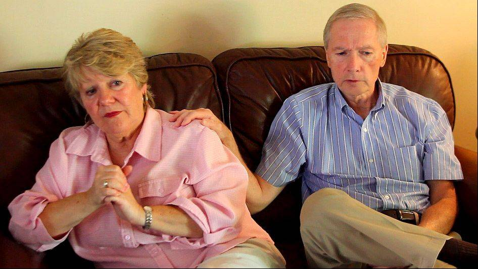 Former Illinois Attorney General Jim Ryan and his wife Marie talk about their son's suicide and the Catholic Charities program that gave them support and comfort.