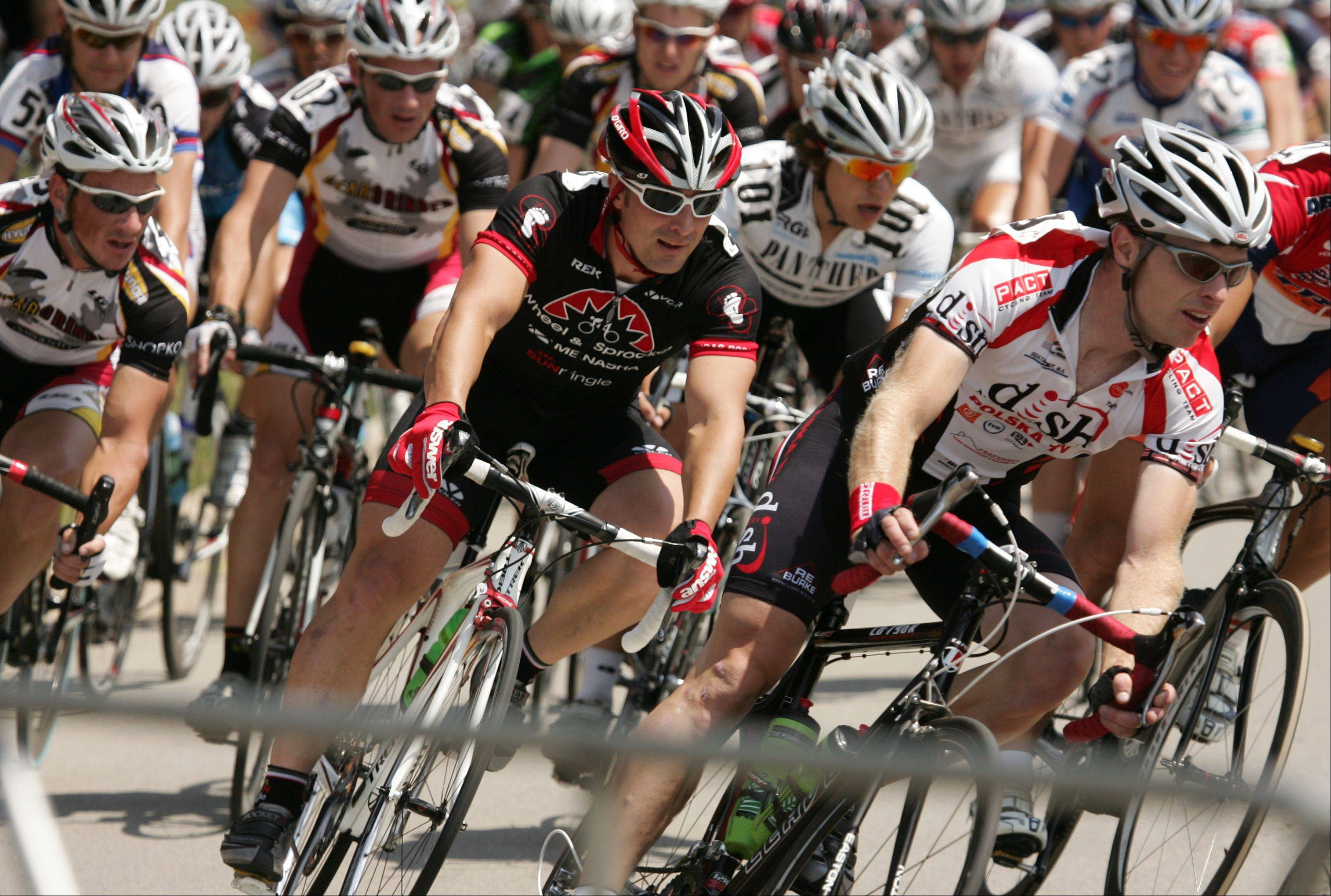 Bike-race organizers from Wisconsin are trying to convince Wauconda officials the village should hold an annual criterium race, drawing on the success that Elk Grove Village has had.