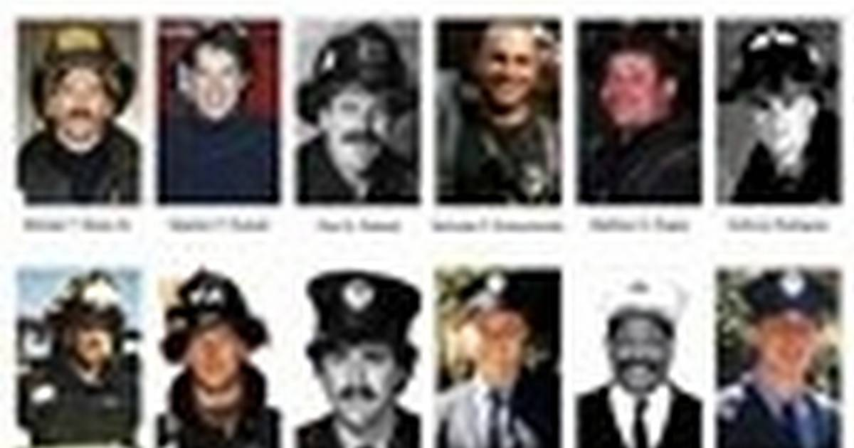 List Of 2 977 Sept 11 Victims