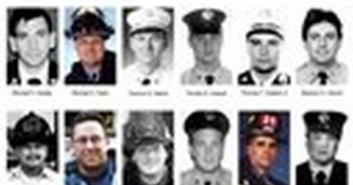 List Of 2977 Sept 11 Victims