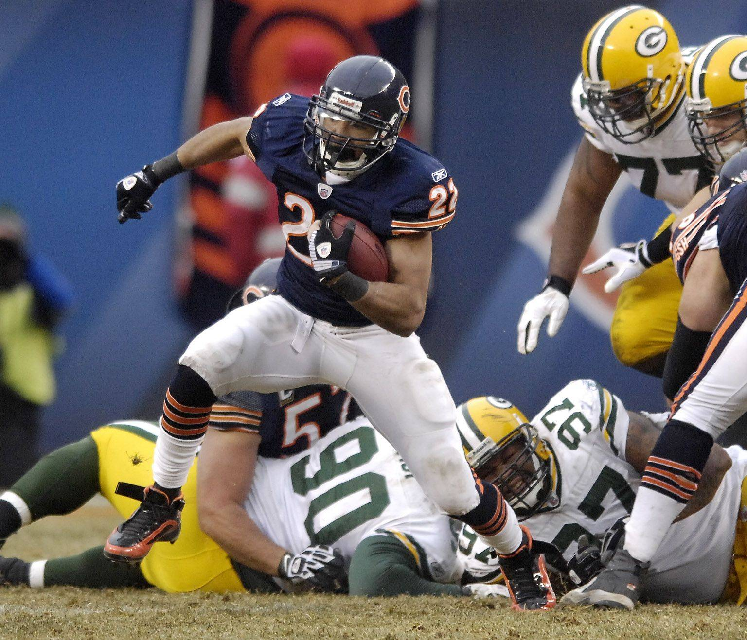 "Matt Forte said he would not worry about the possibility of a major injury despite the fact that his contract is over after this season. ""If you play like that, you probably will get injured,"" Forte said."