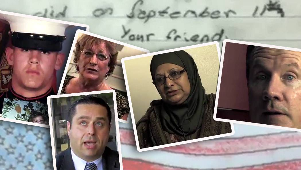 Video: Suburban residents open up about 9/11 memories