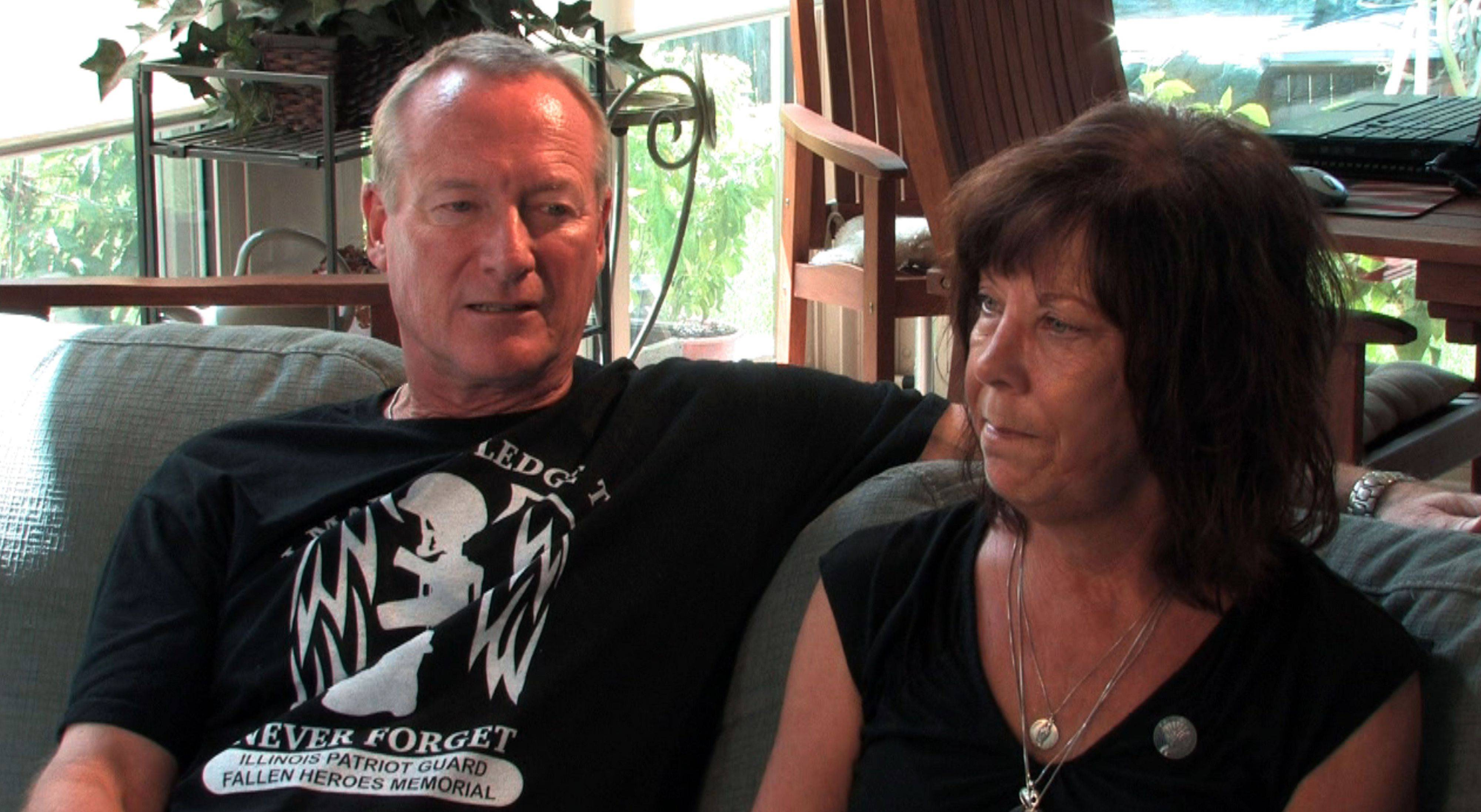 Ken and Patty Boyd of Palatine say son CJ Boyd was just 13 on Sept. 11, 2001, but the attack played into his decision to become a U.S. Marine. CJ Boyd was killed Aug. 19, 2010, in Afghanistan.