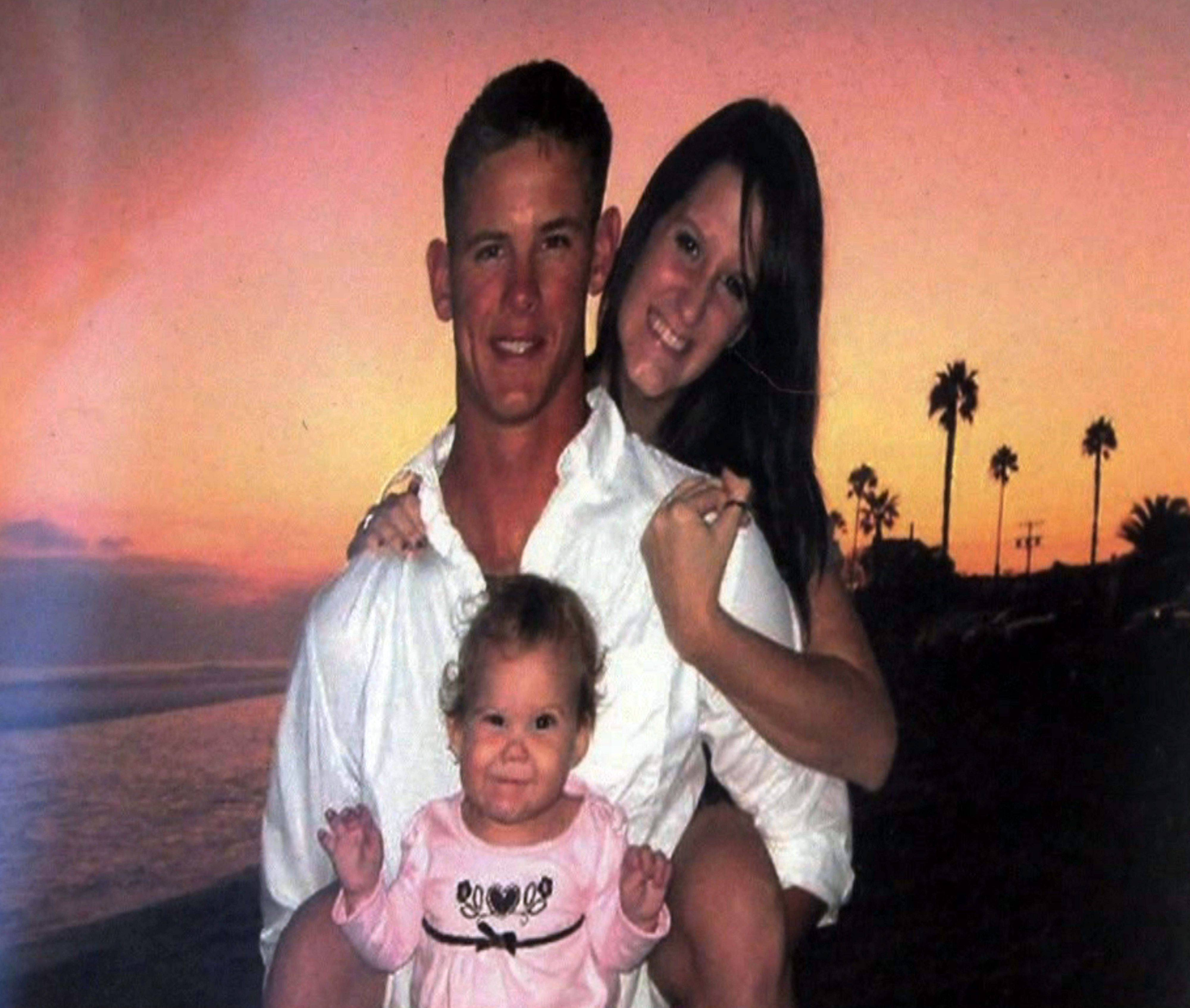 Cpl. James Stack of Arlington Heights, who was killed in Afghanistan, left behind his wife, Katie, and their daughter.