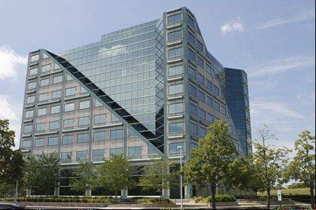 MetroWest, the high profile building visible from I-88 in Naperville has new owners.