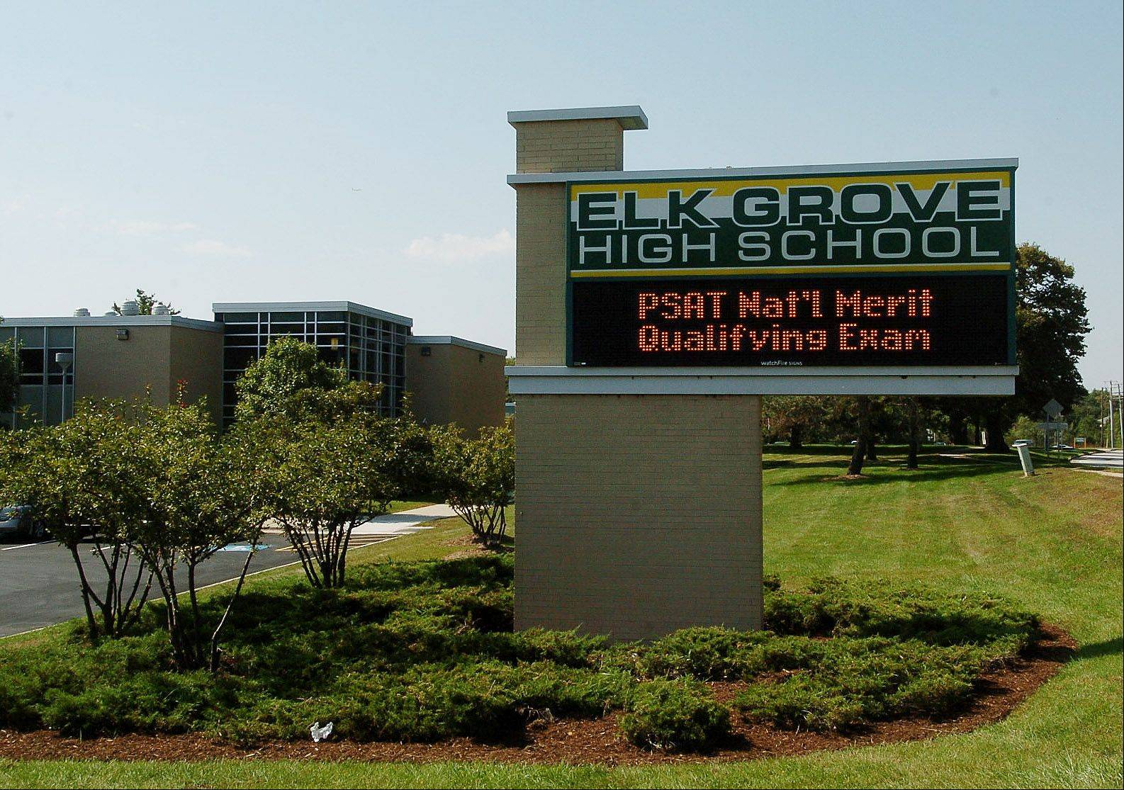 Noise from jets flying over Elk Grove High School will be less of a classroom distraction next year after Northwest Suburban High School District 214 received an $11.6 million federal grant to help install soundproofing measures at the high school.