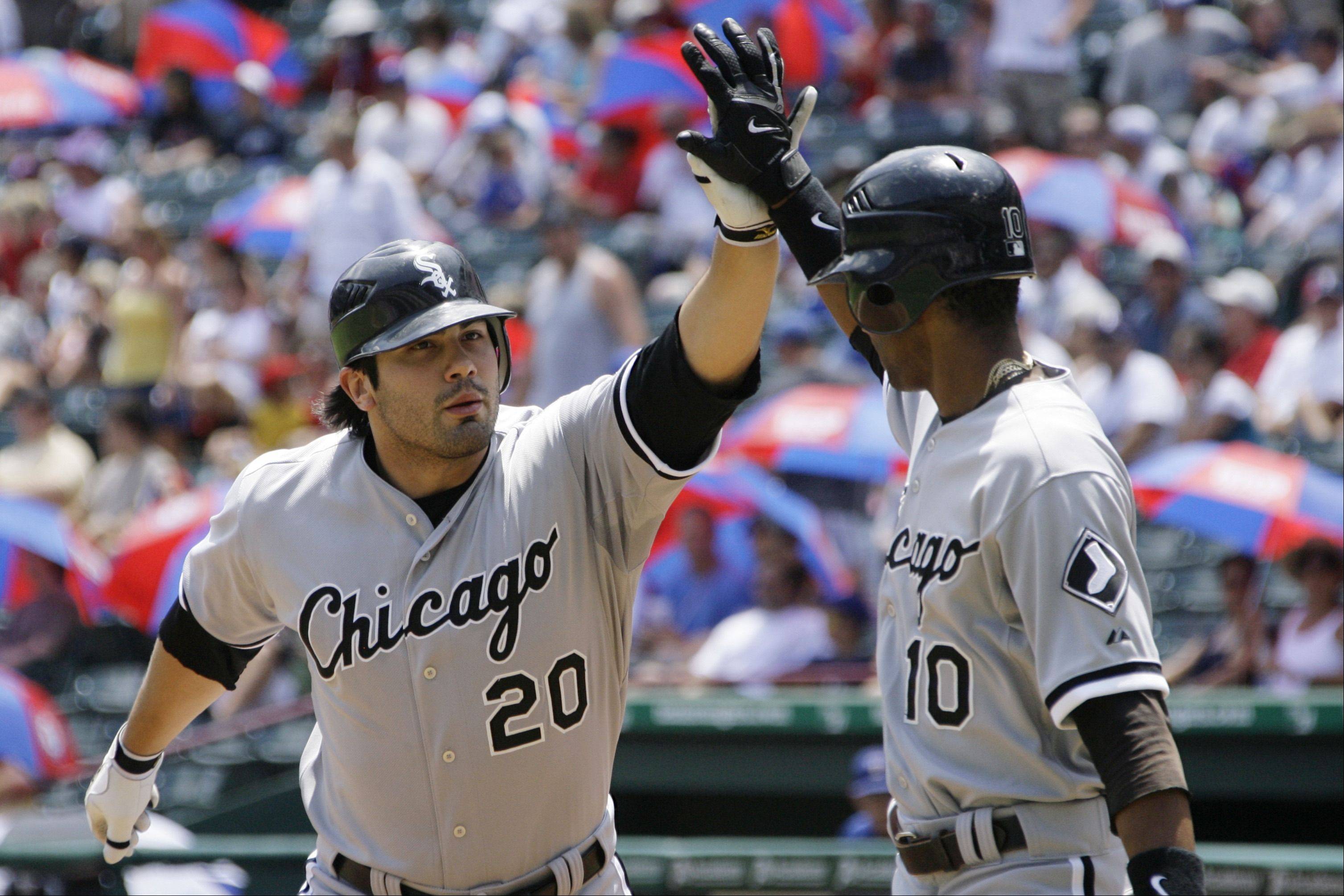 The White Sox activated Carlos Quentin from the 15-day disabled list.
