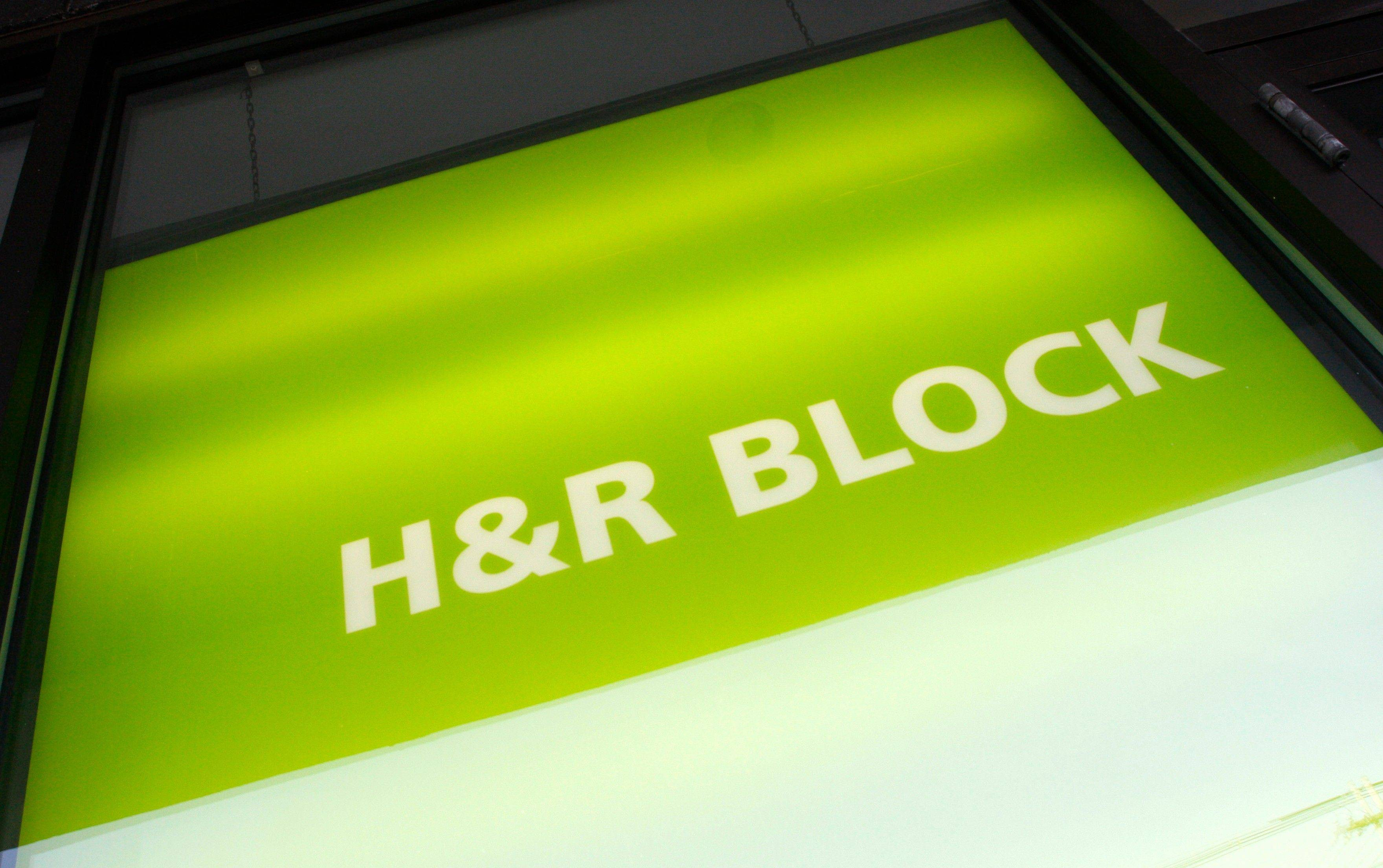 Asign designates an H&R Block tax preparation location in Marlborough, Mass.